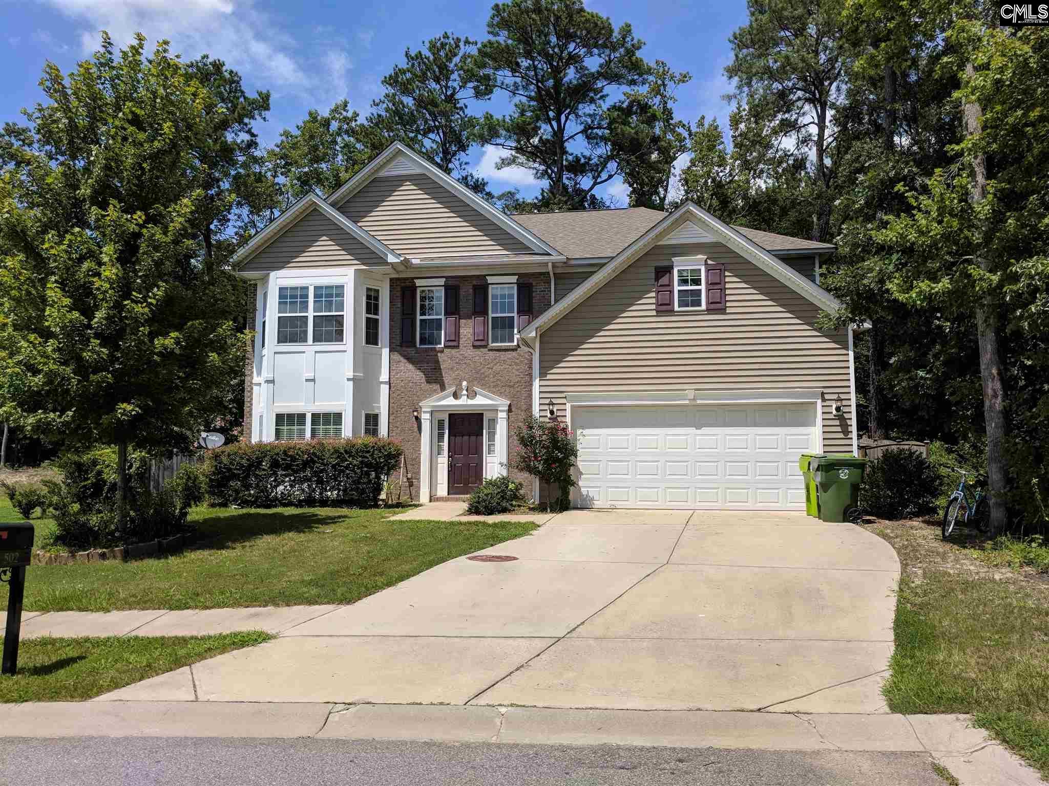 502 Flat Creek Blythewood, SC 29016