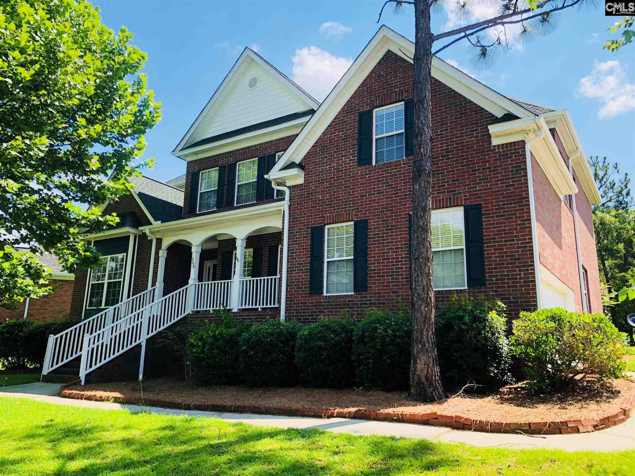 200 Chalfont Columbia, SC 29229-7391