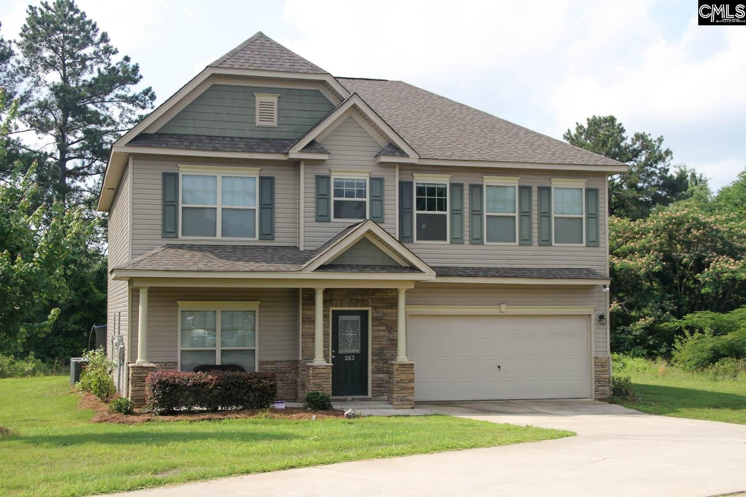 263 Peach Hill Drive Lexington, SC 29072