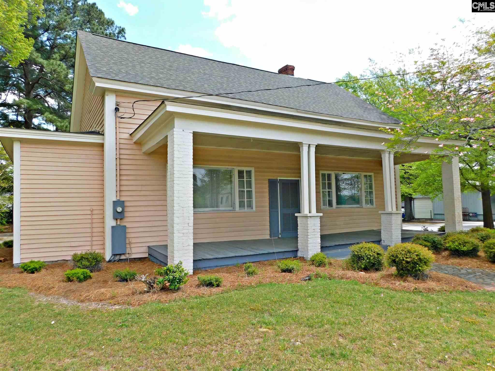 114 N Pine Batesburg, SC 29006