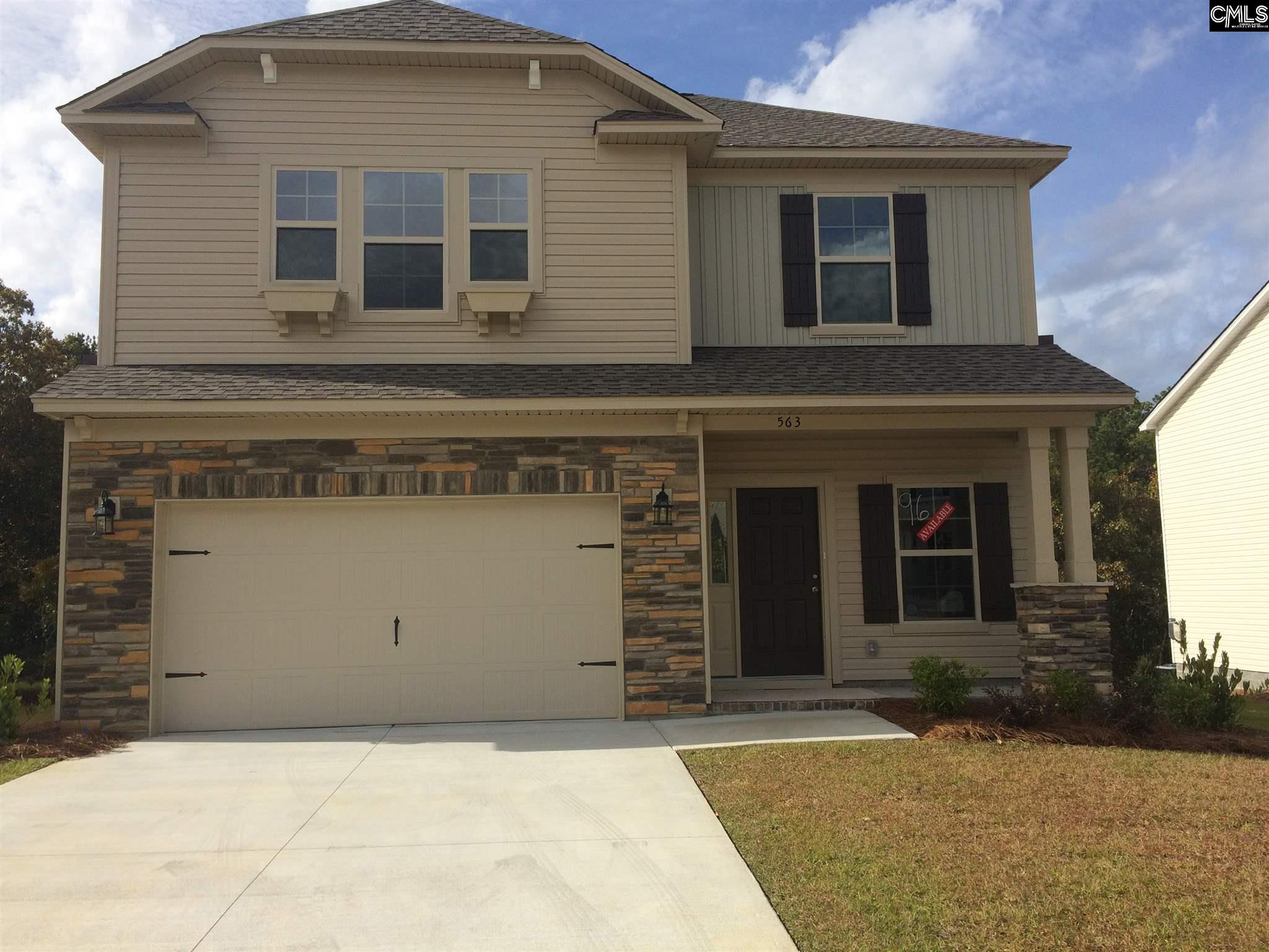 563 Teaberry Columbia, SC 29229