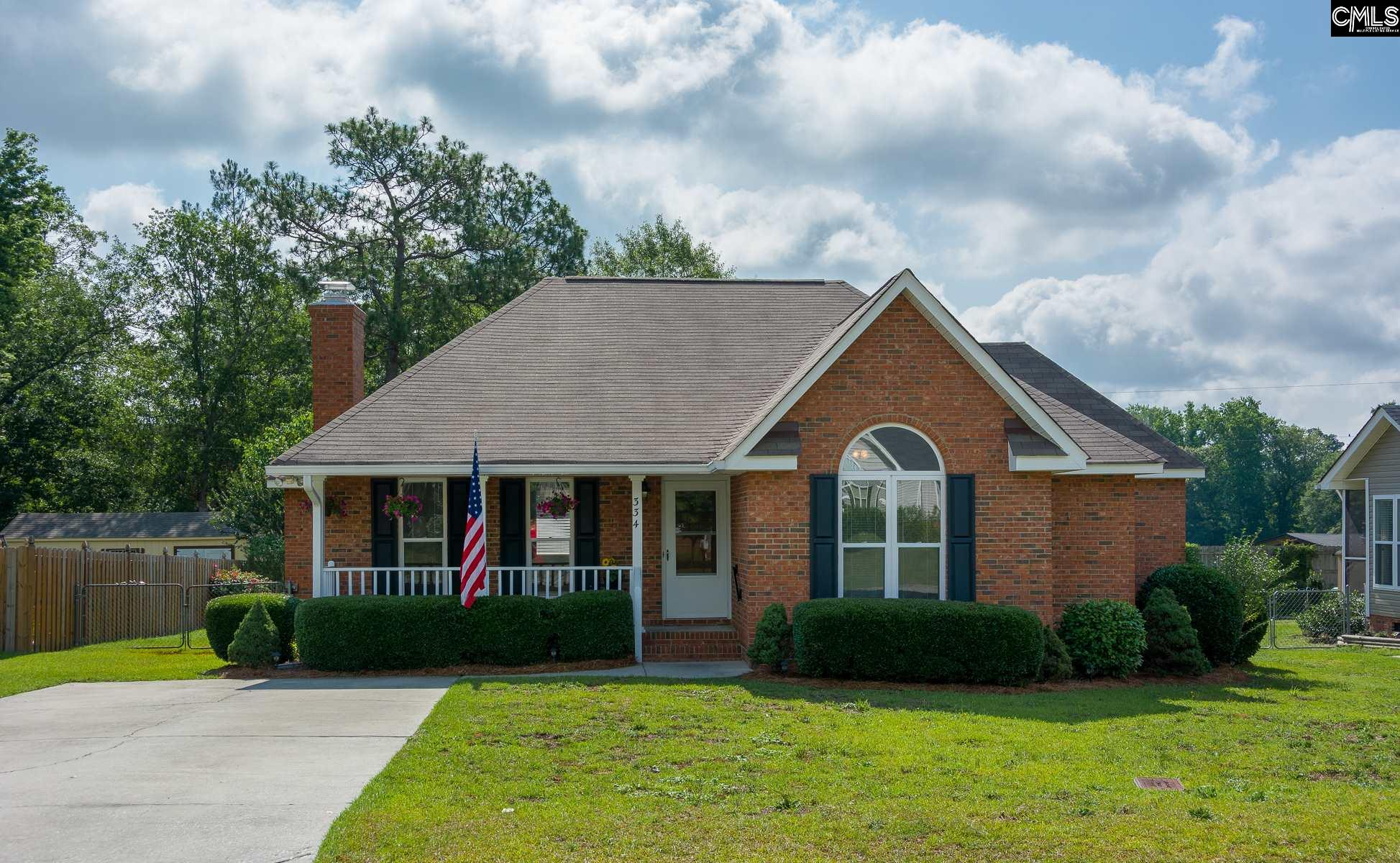 334 Broadleaf Lexington, SC 29073