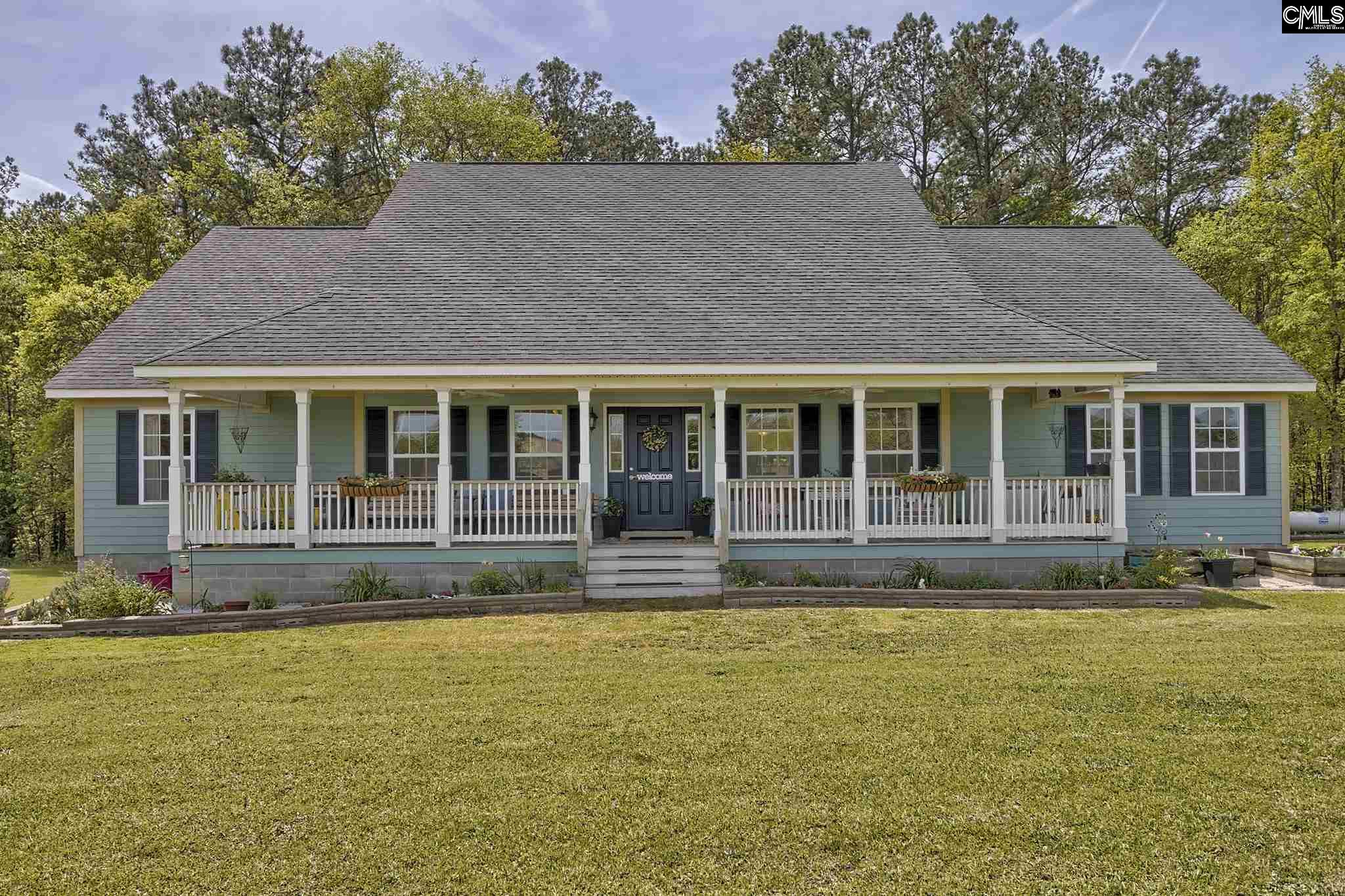 1295 Old Field Lugoff, SC 29078