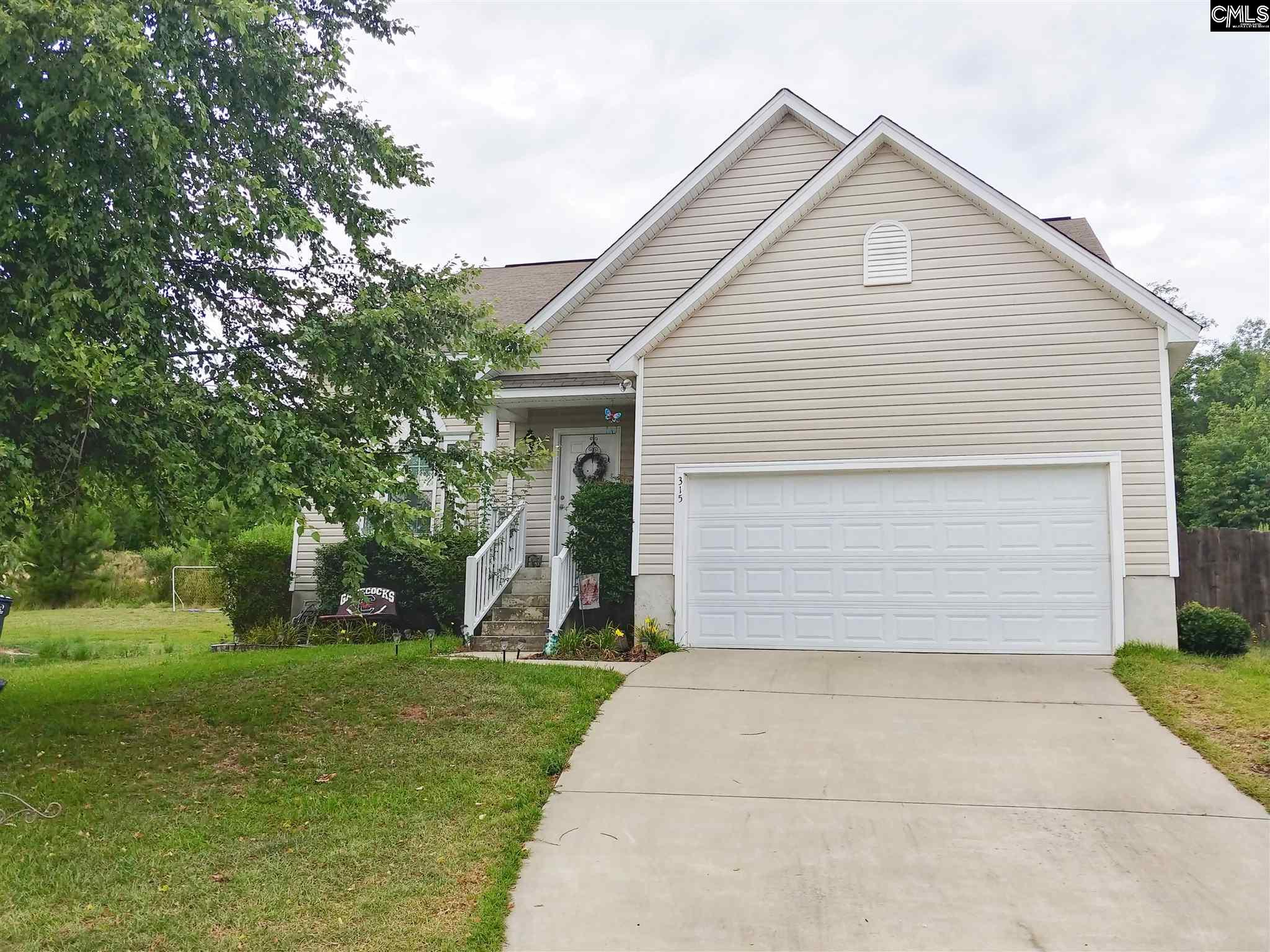 315 Summitbluff West Columbia, SC 29170