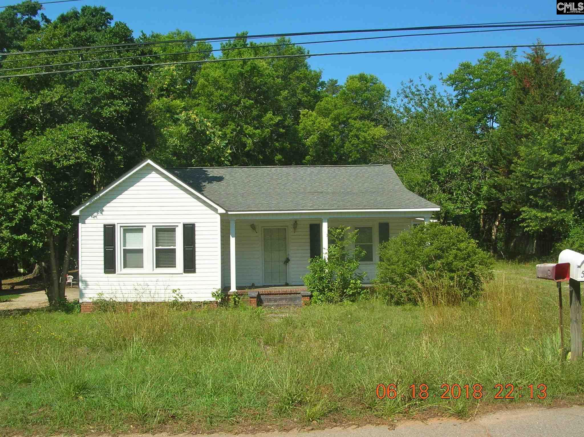 505 N Vanderhorst Winnsboro, SC 29180