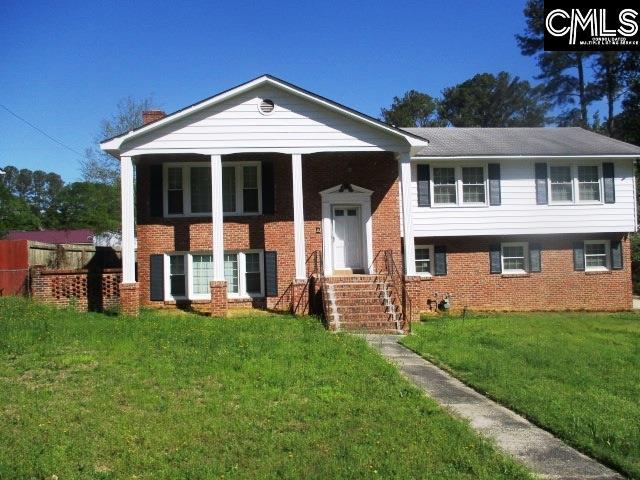 4015 Evergreen Columbia, SC 29204