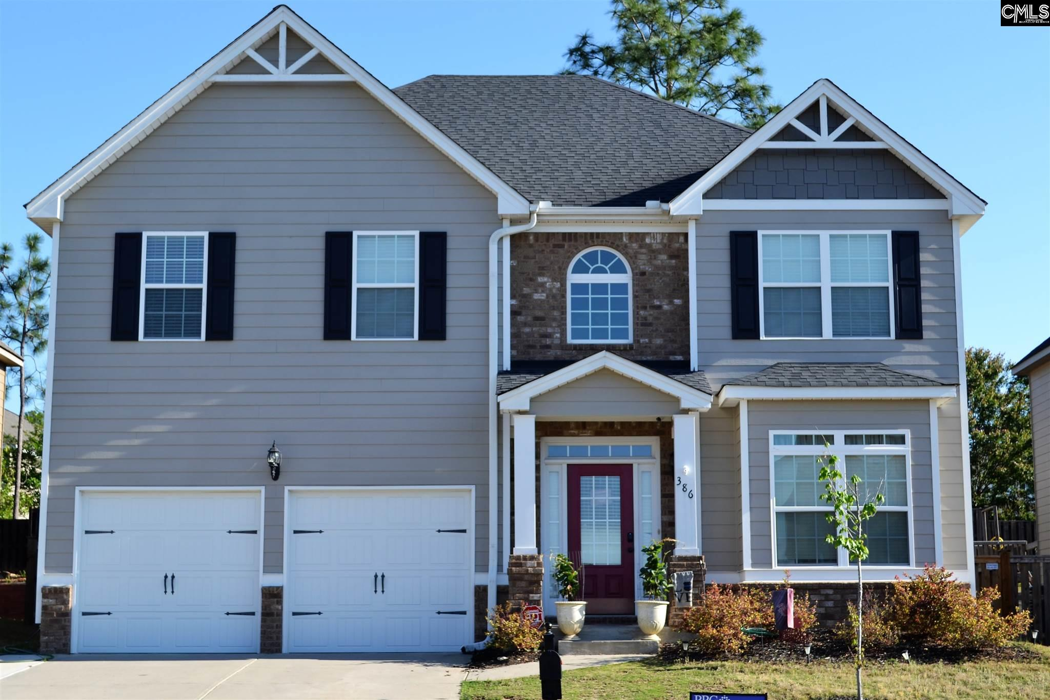 386 Ashburton West Columbia, SC 29170