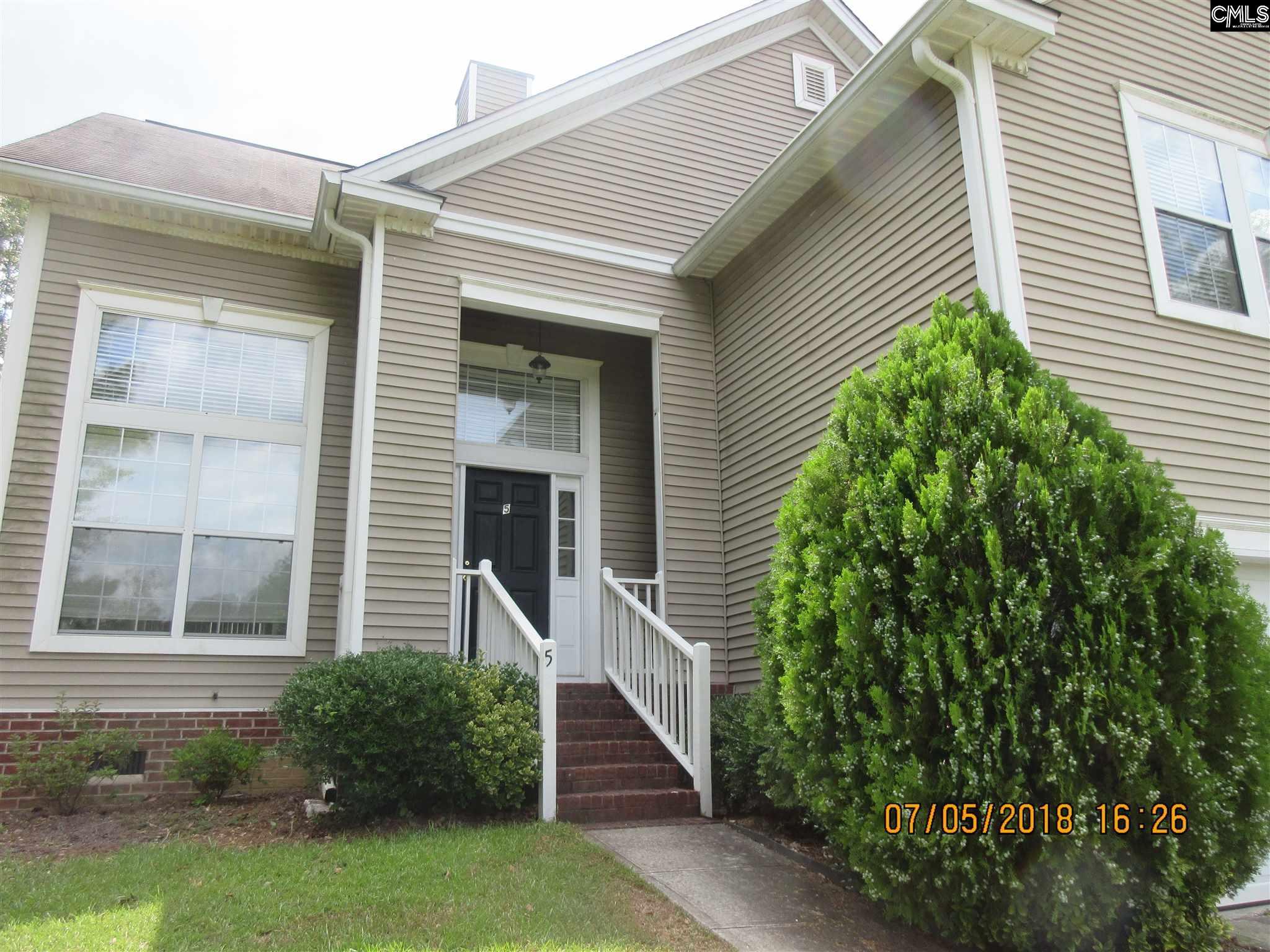 5 Pond Oak Columbia, SC 29212-2807