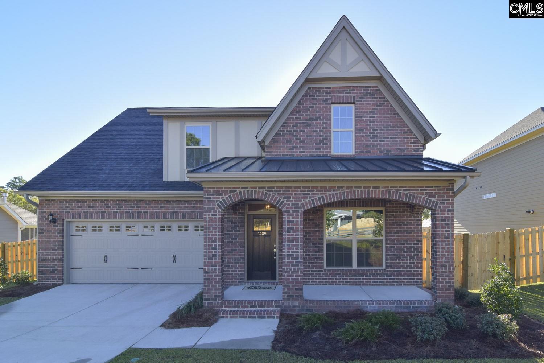 MLS# 451251 - 1409 Woodcreeek Farms, Elgin, South Carolina for $284,900