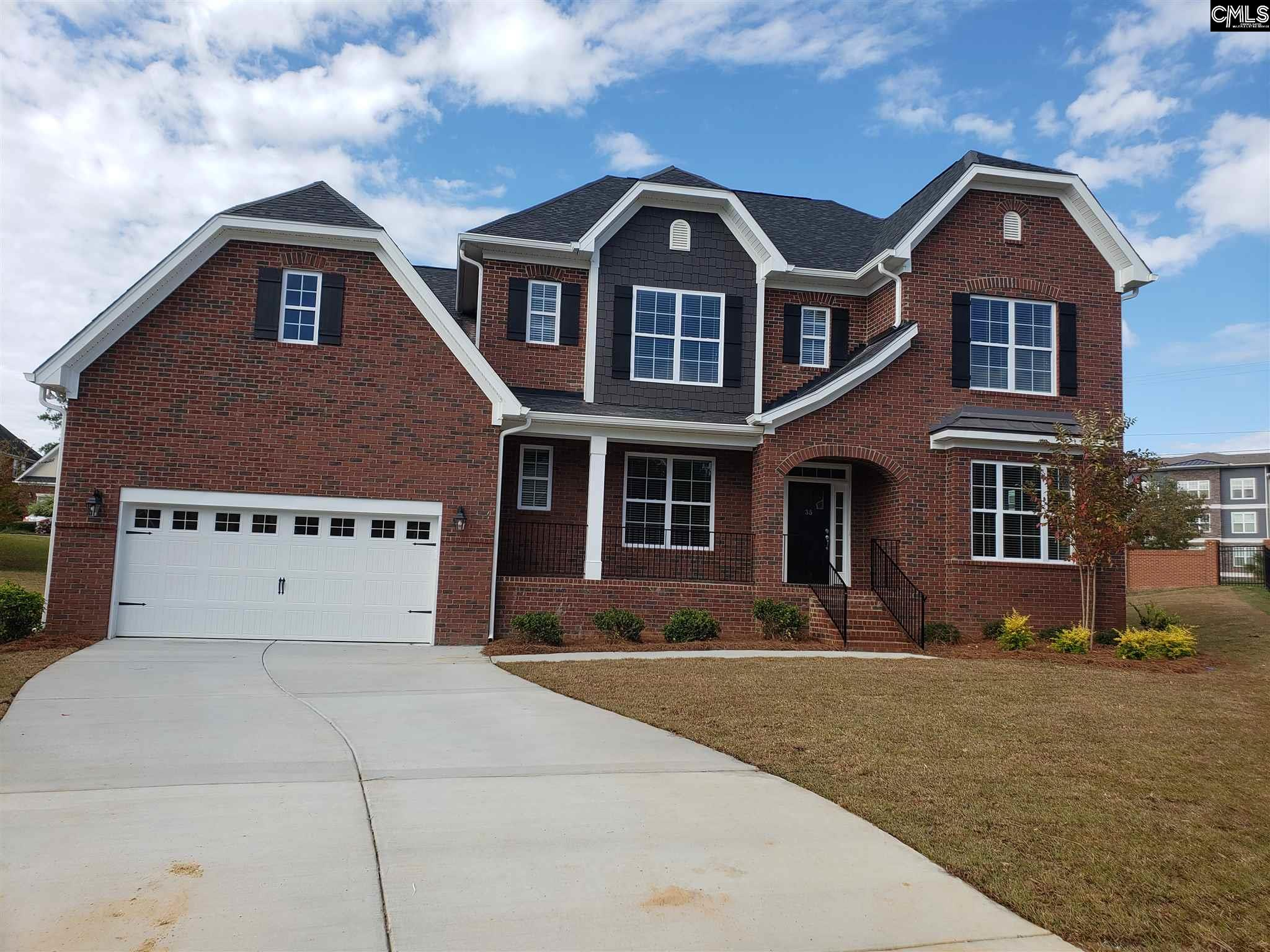 35 Crystal Harbor Irmo, SC 29063