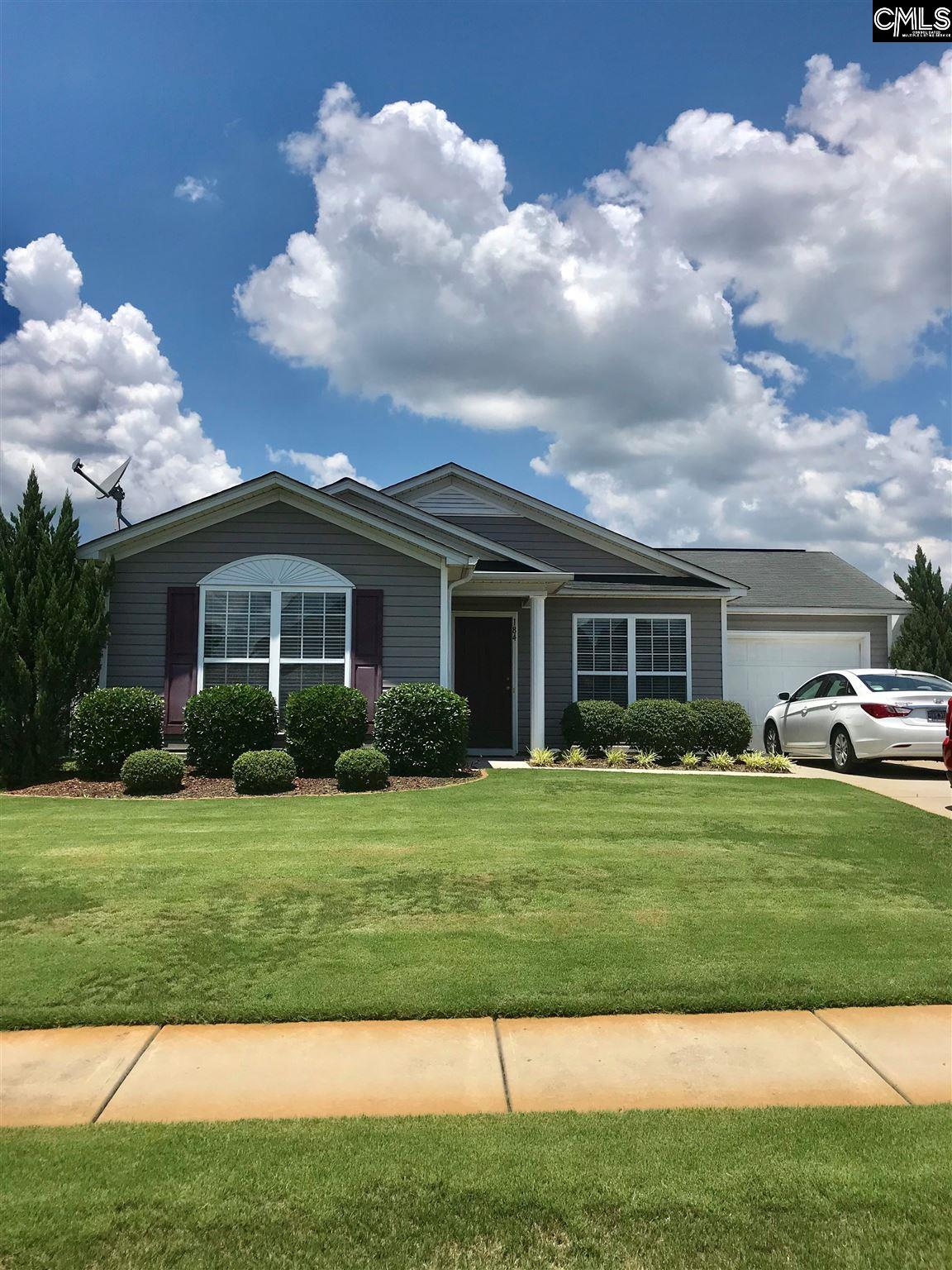 184 Hunters Mill Cayce, SC 29033