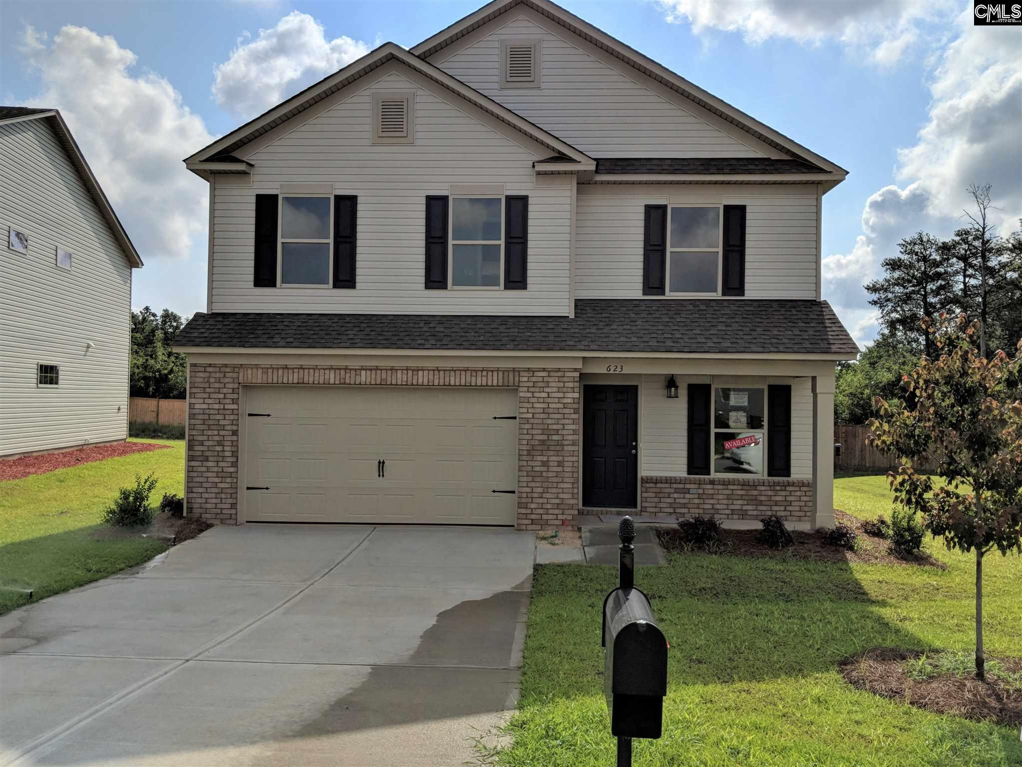 623 Pine Branch West Columbia, SC 29172