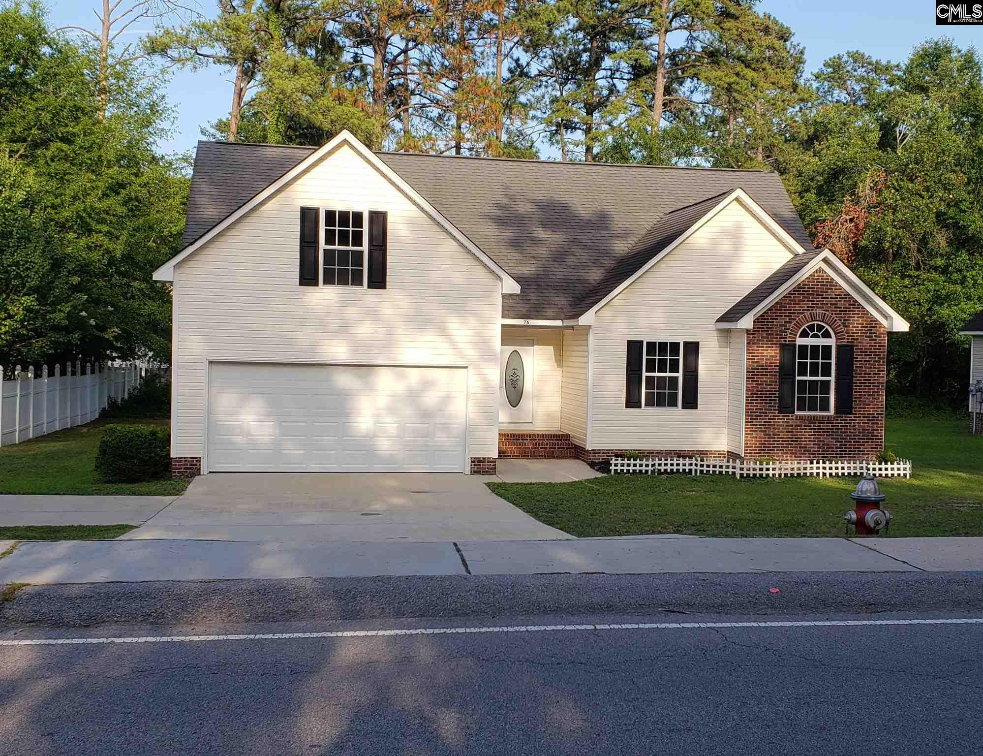 76 Green Springs Columbia, SC 29223