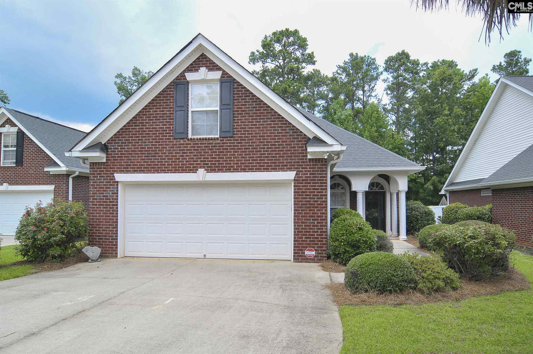 39 Palmetto Wood Irmo, SC 29063