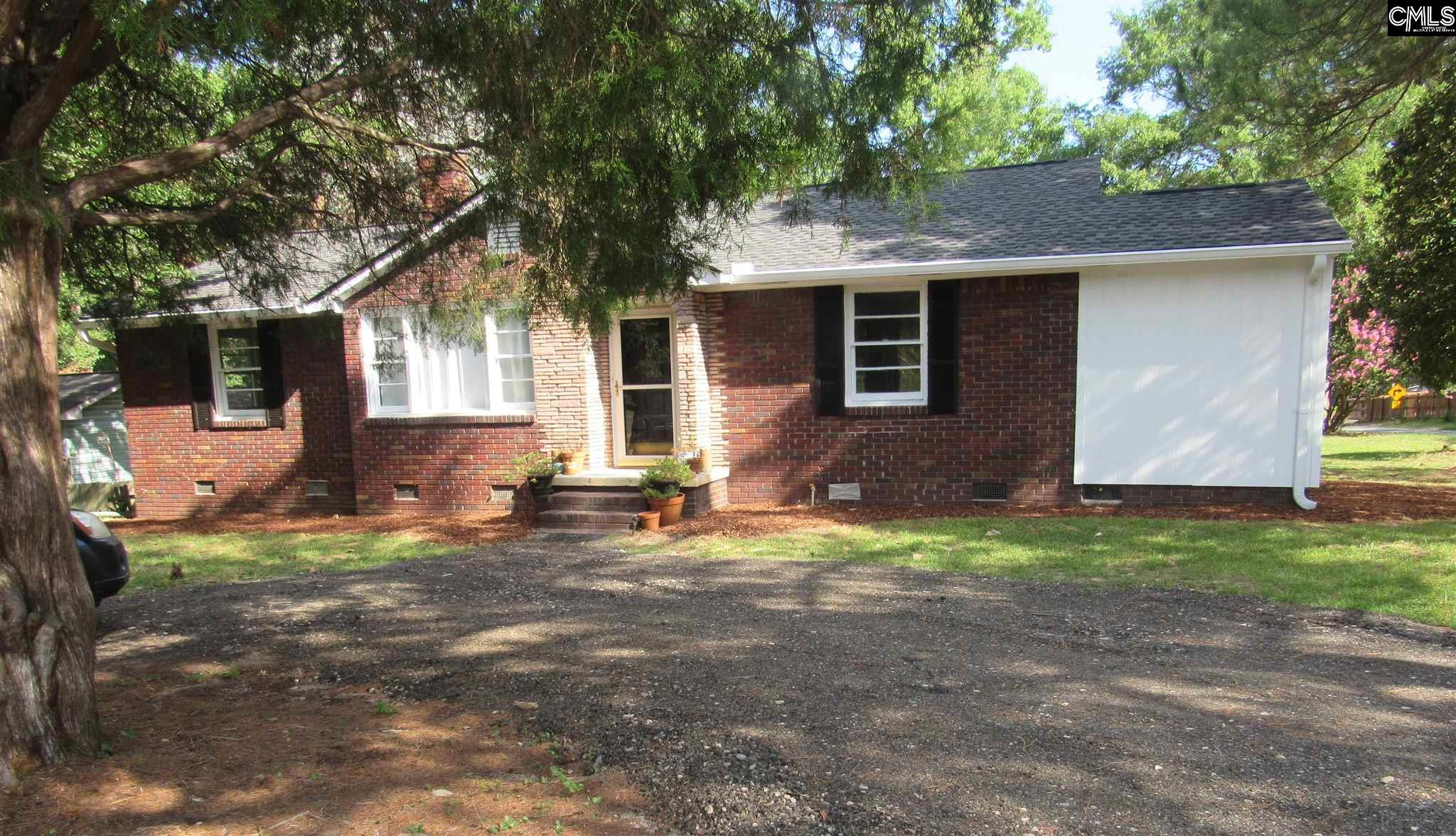 1700 Gilvie West Columbia, SC 29169-0000