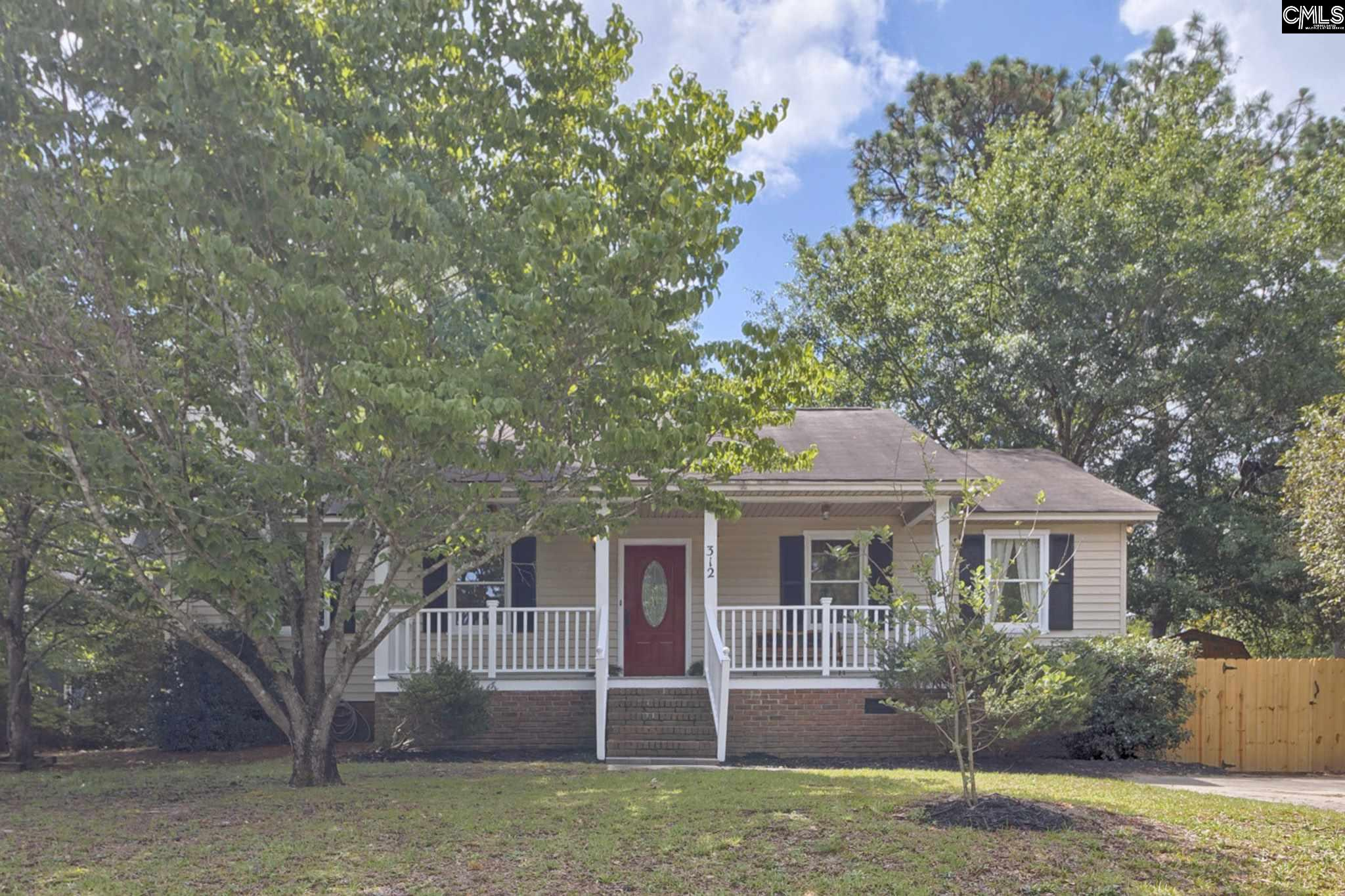 312 Savanna Woods West Columbia, SC 29170