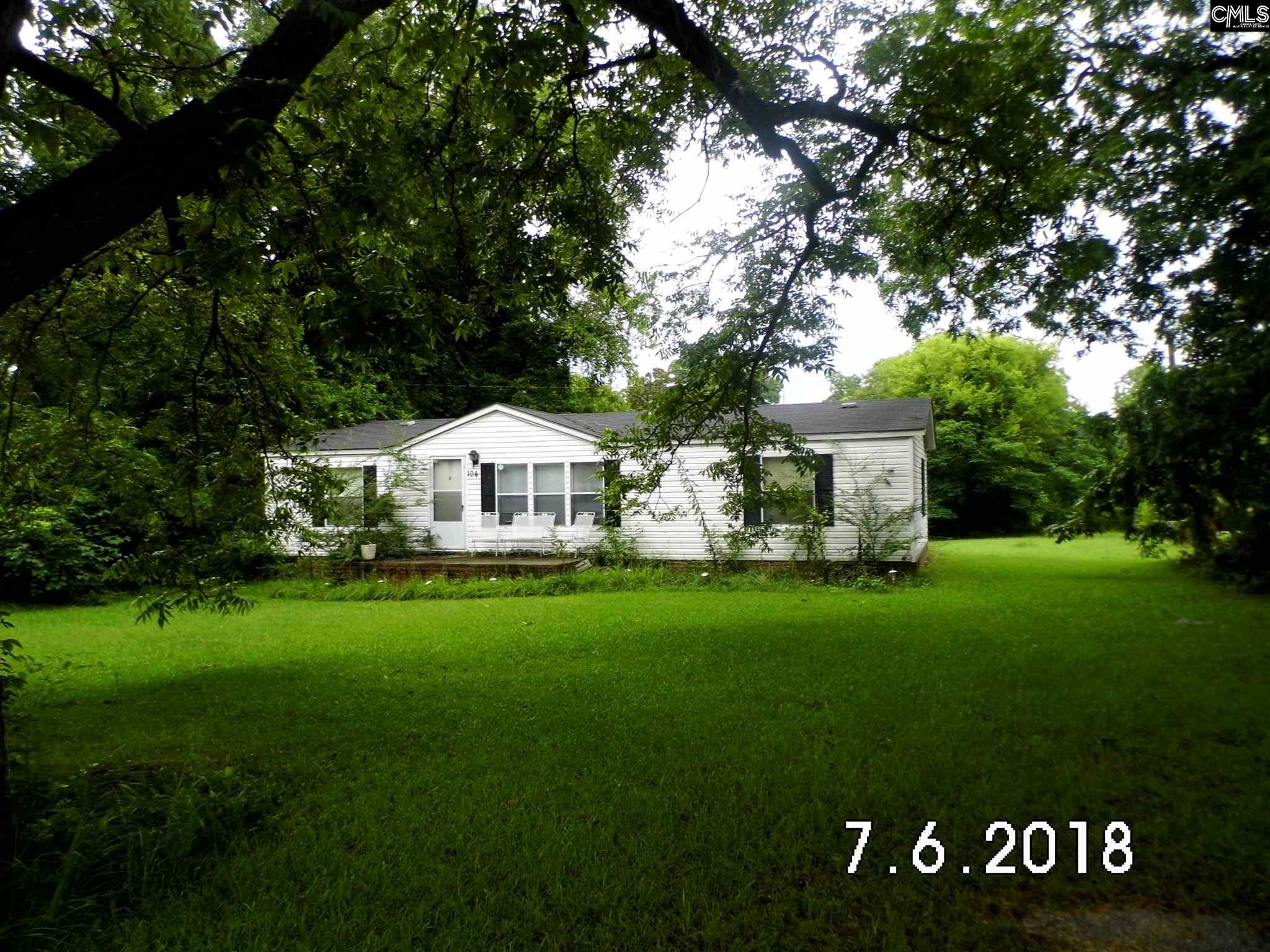 104 Byrd Prosperity, SC 29127