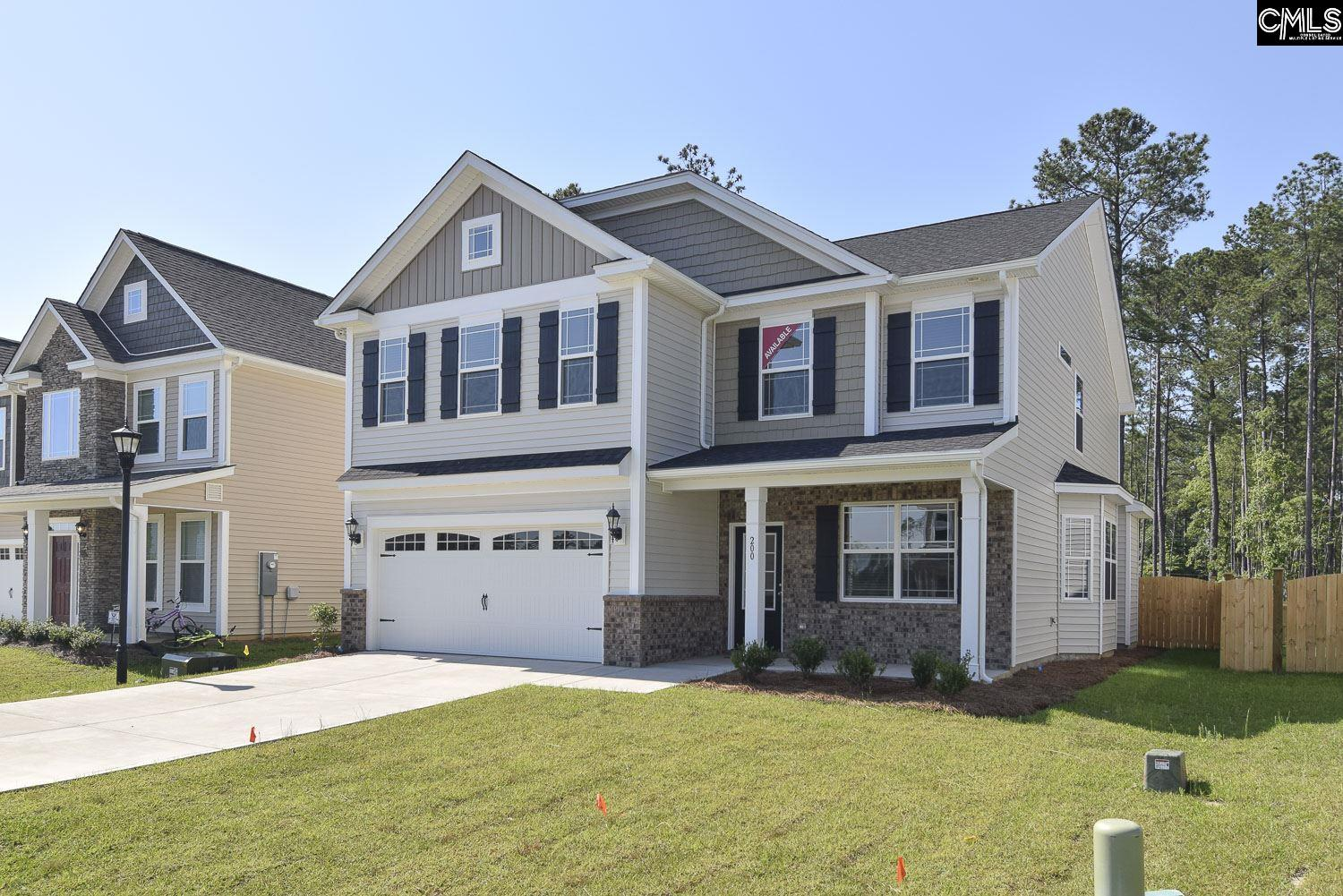 200 Coatbridge Blythewood, SC 29016