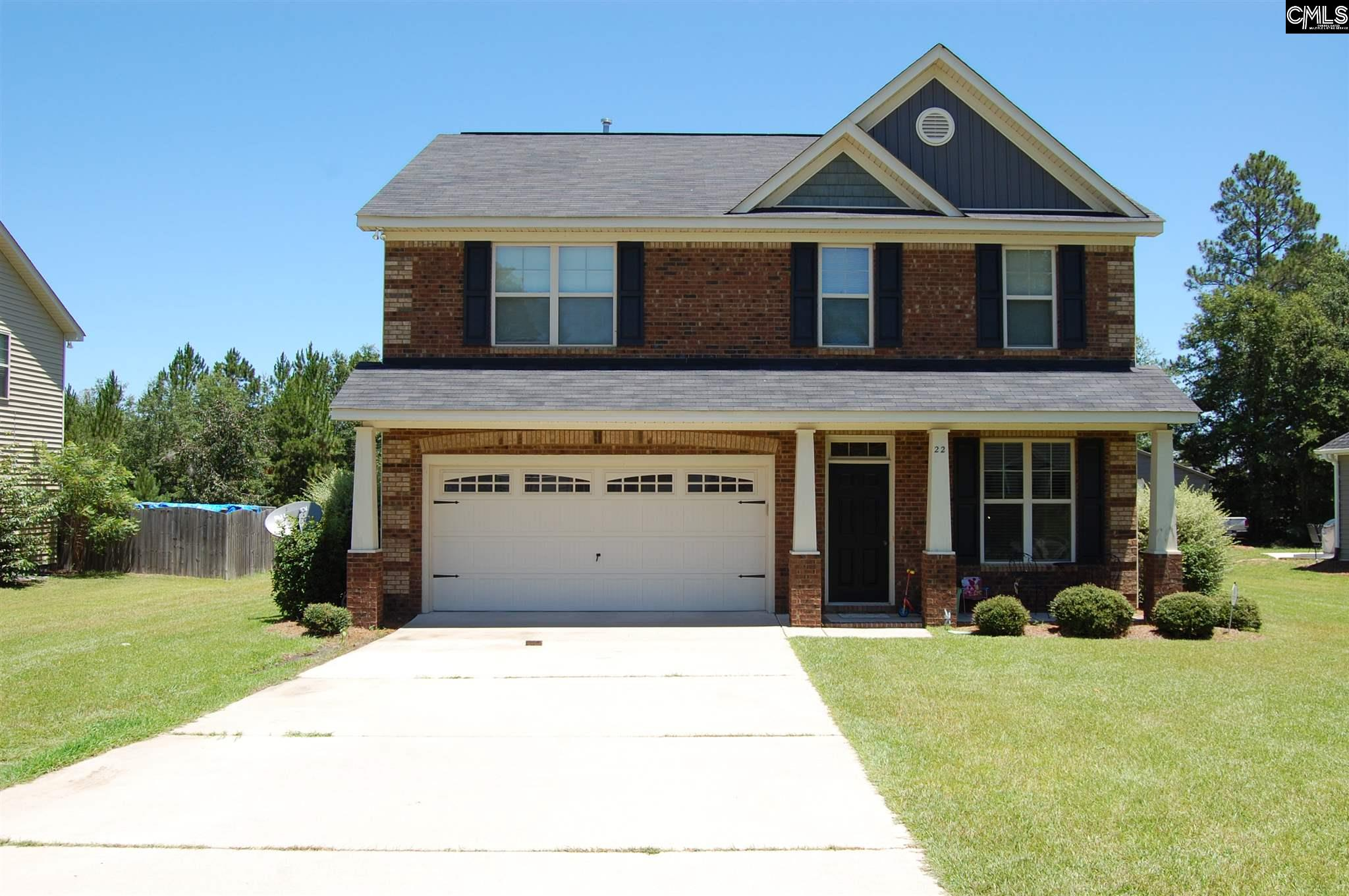 22 Heatherwood Lugoff, SC 29078