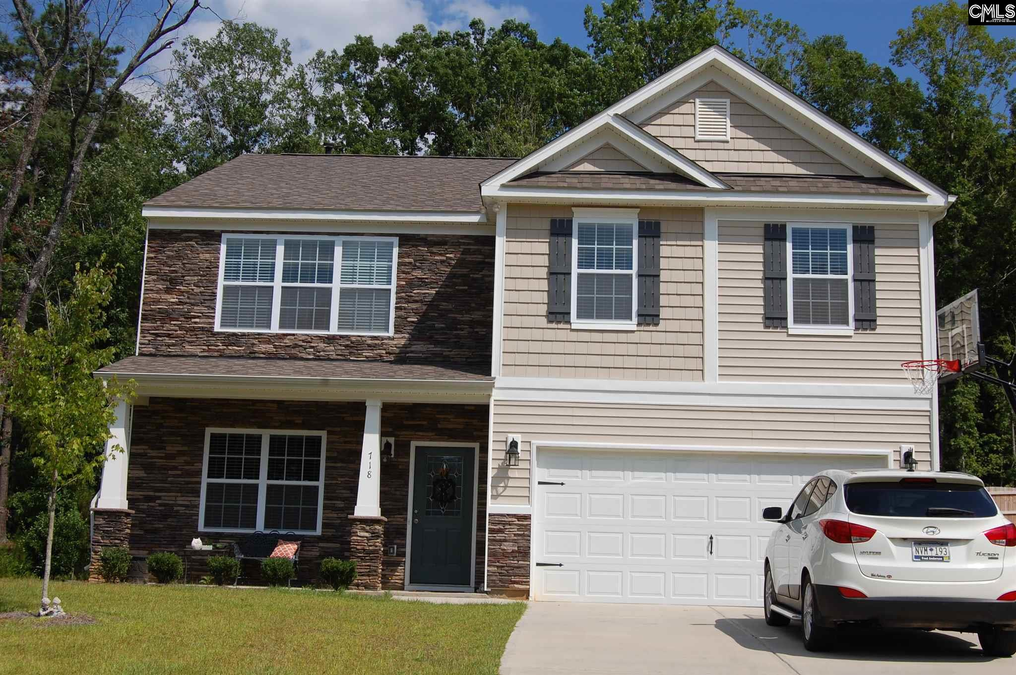 718 Soldier Gray Chapin, SC 29036-7363