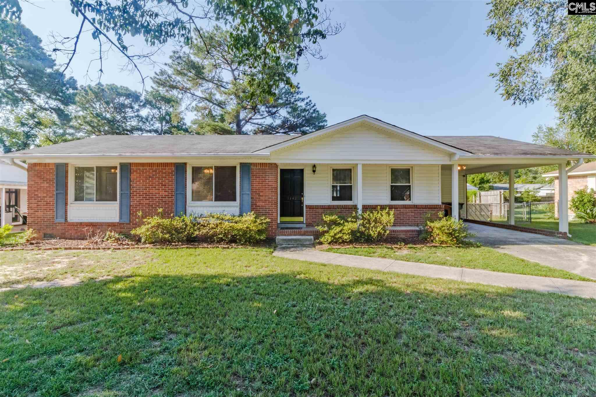 3143 Sierra West Columbia, SC 29170