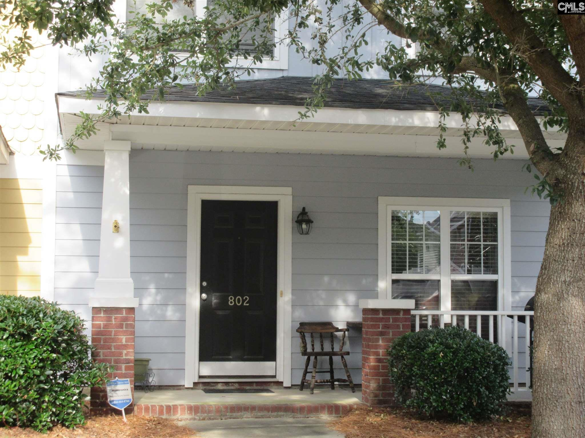 802 Forest Park Columbia, SC 29209
