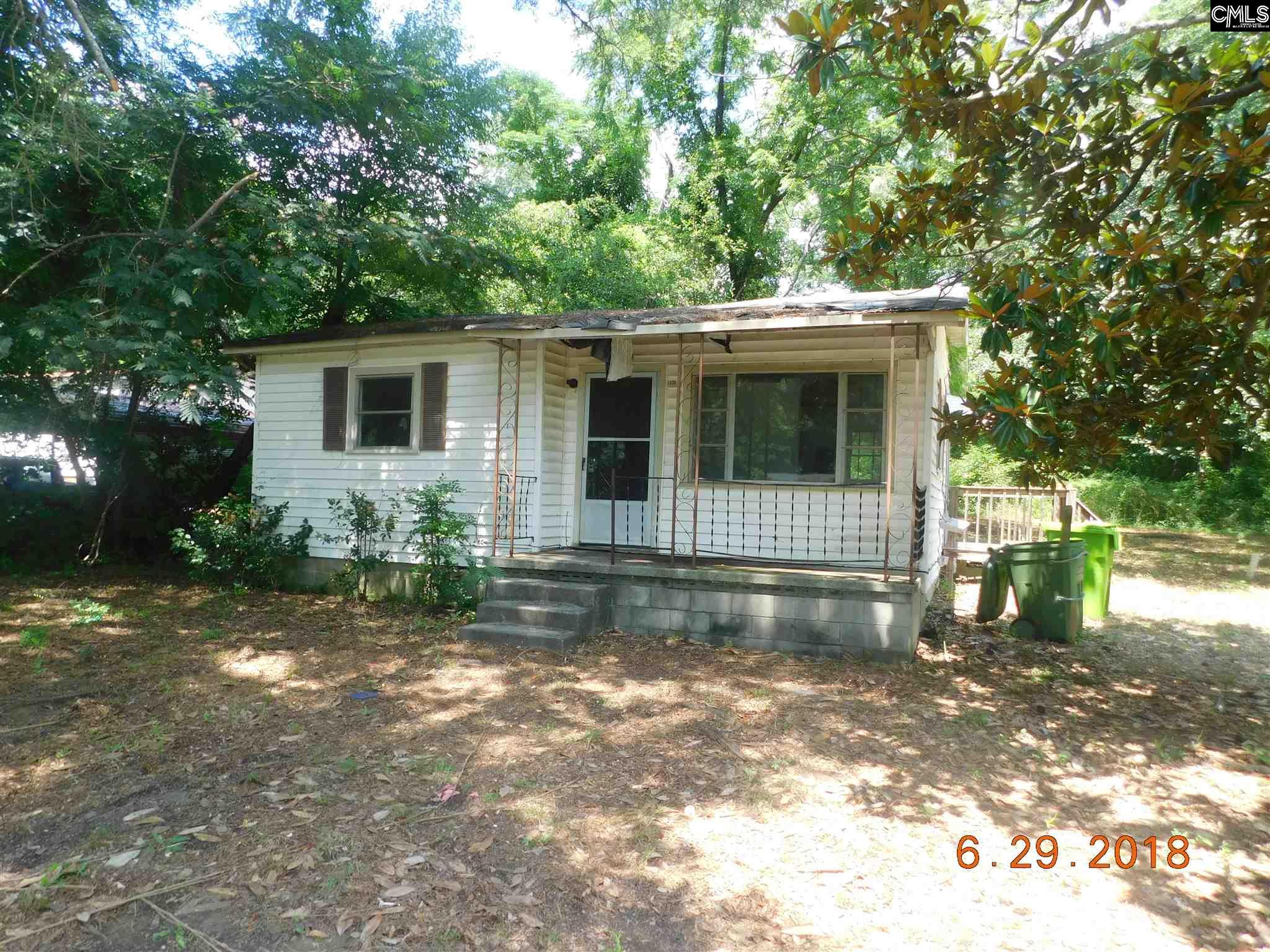 1320 Blue Ridge Columbia, SC 29203