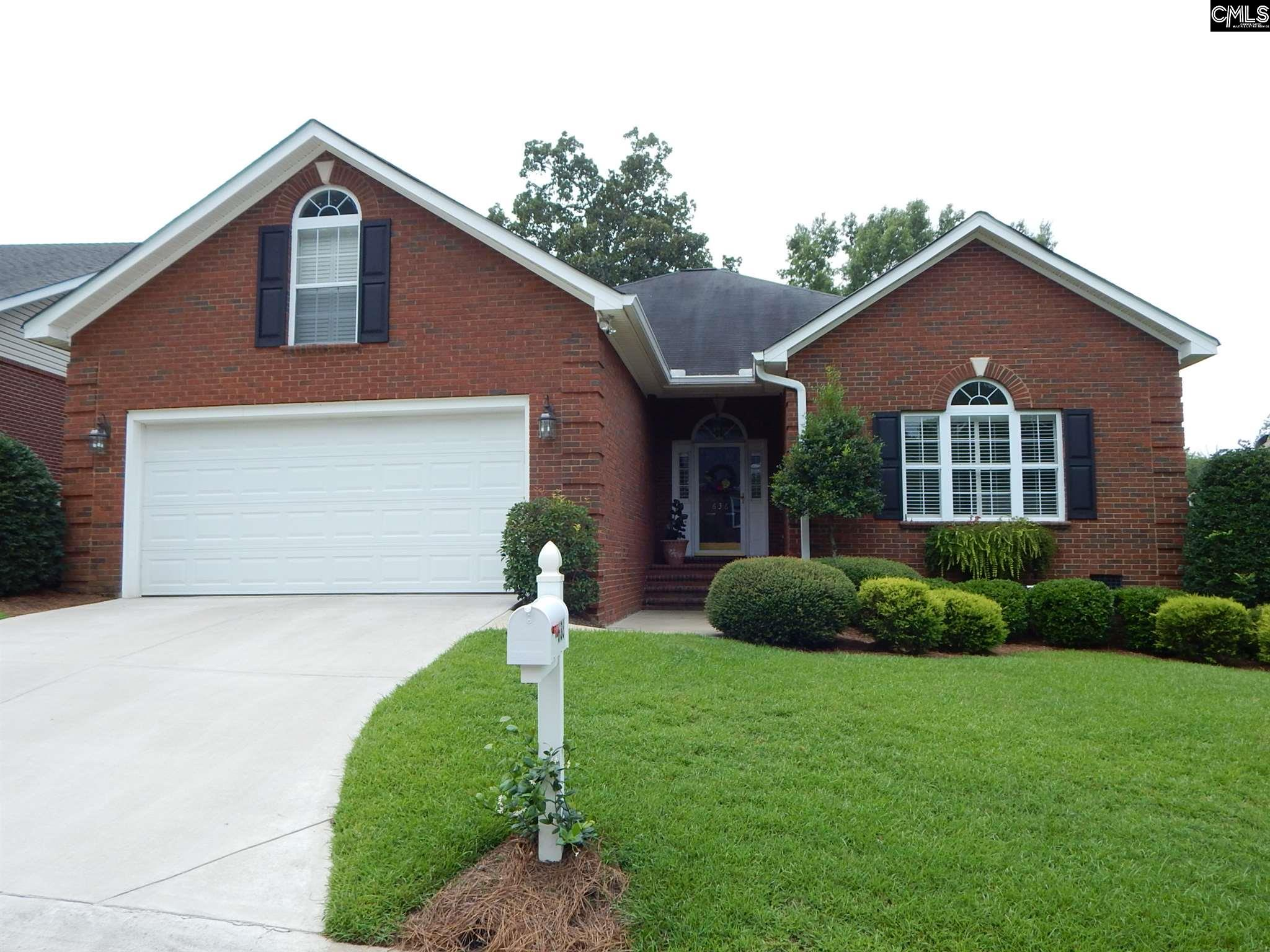 636 Willowood Chapin, SC 29036