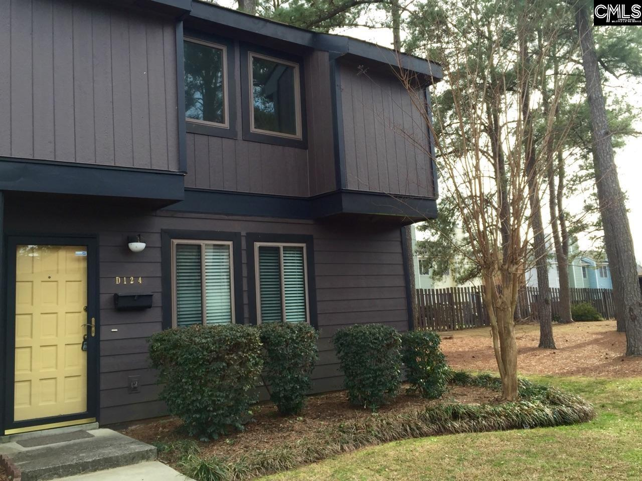 6905 Cleaton #D-124 Columbia, SC 29206
