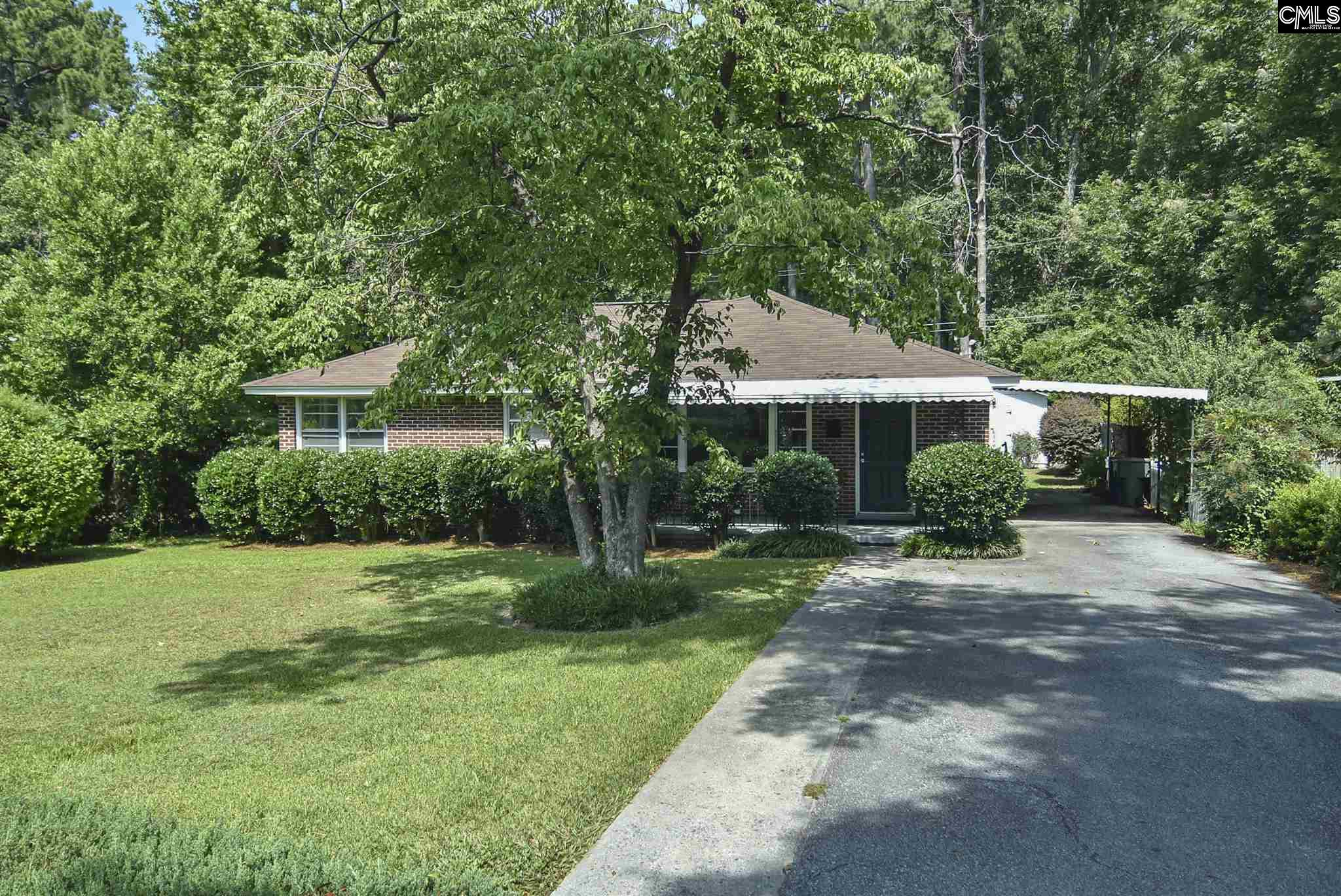2613 Glenwood Columbia, SC 29204