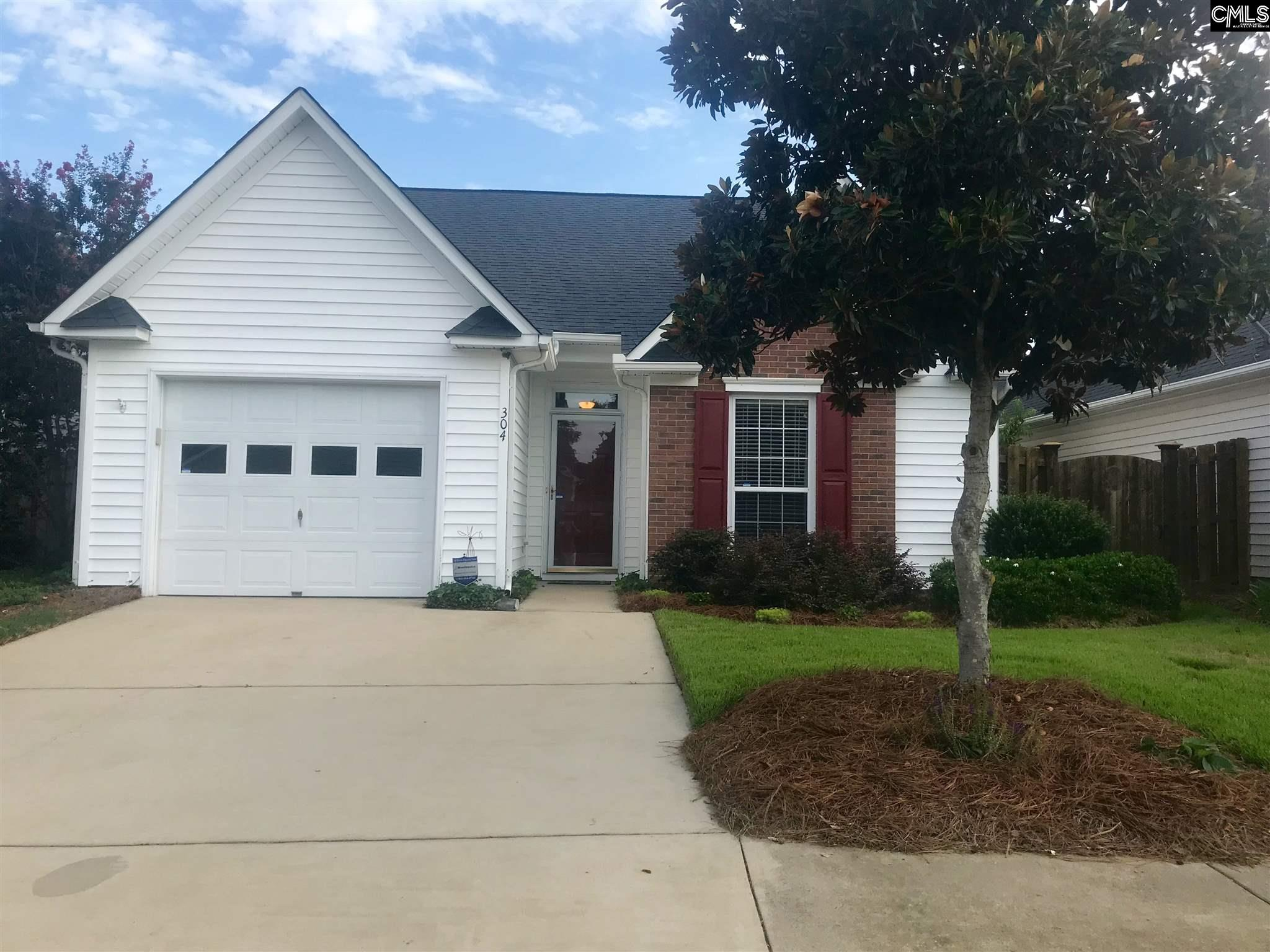 304 Autumn Run Columbia, SC 29229