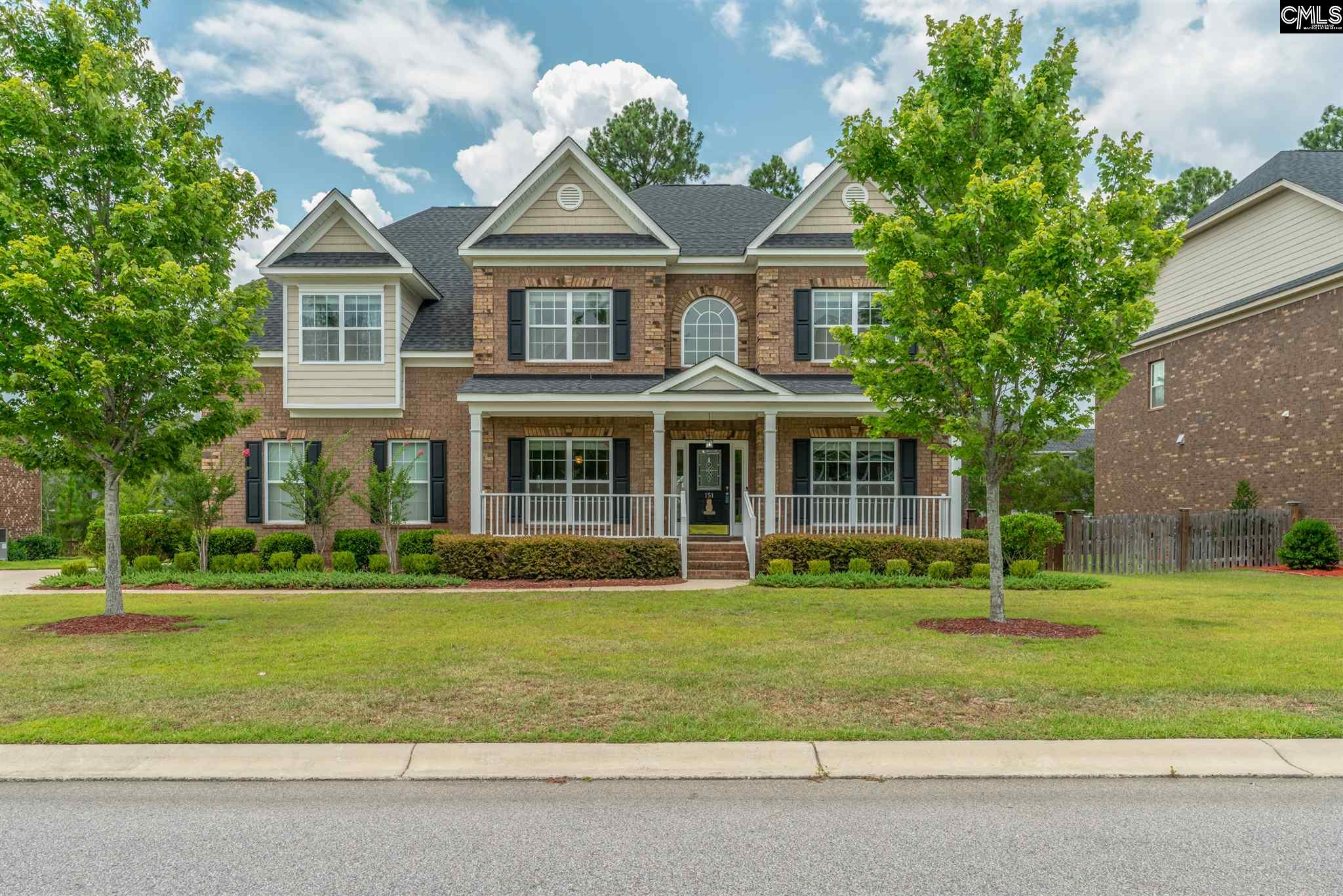 151 Abbeywalk Columbia, SC 29229