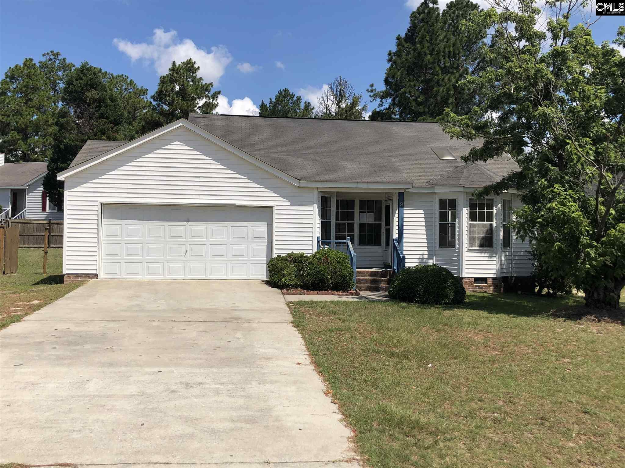 9 Valley End Columbia, SC 29229