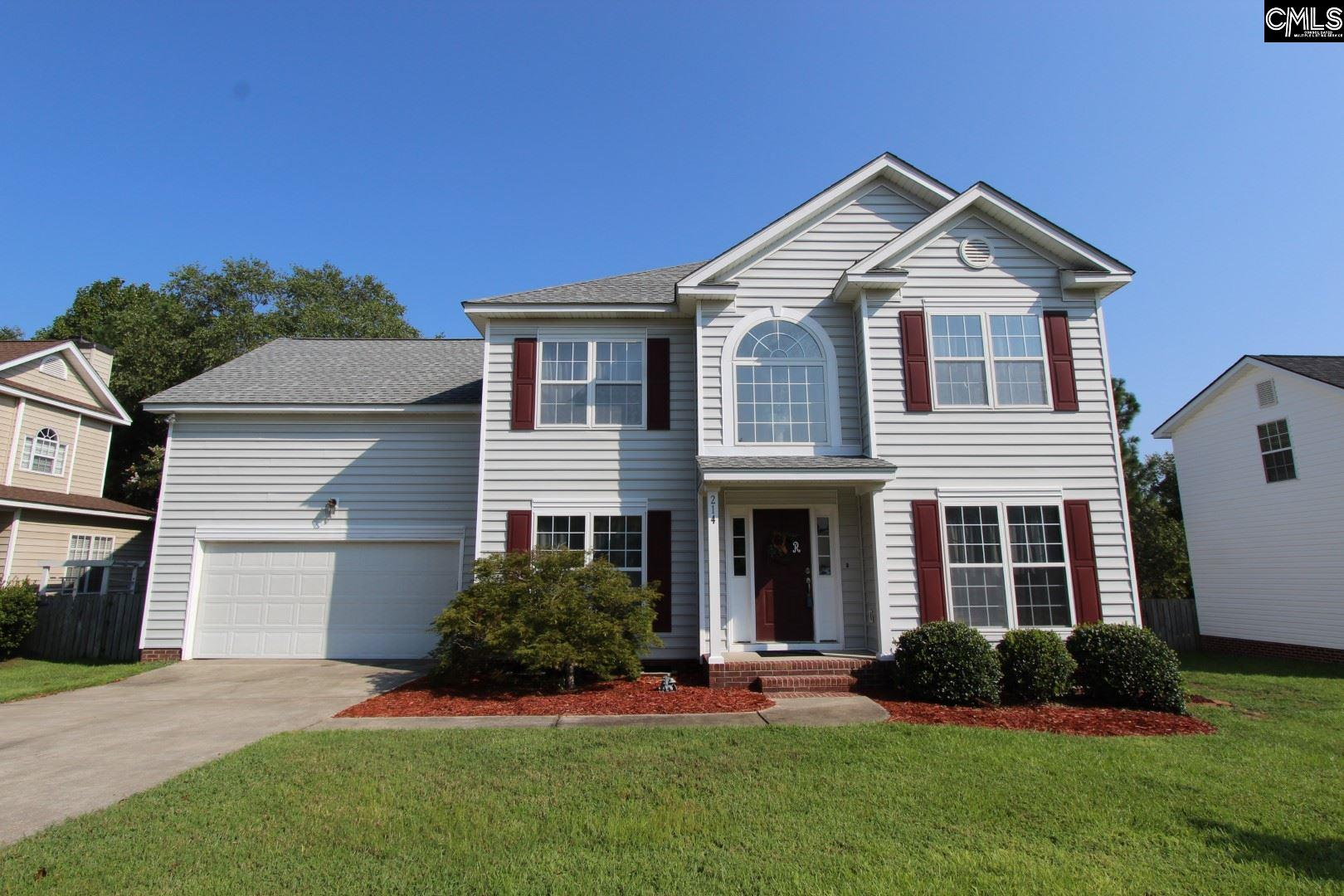 214 Clearmeadow Columbia, SC 29229