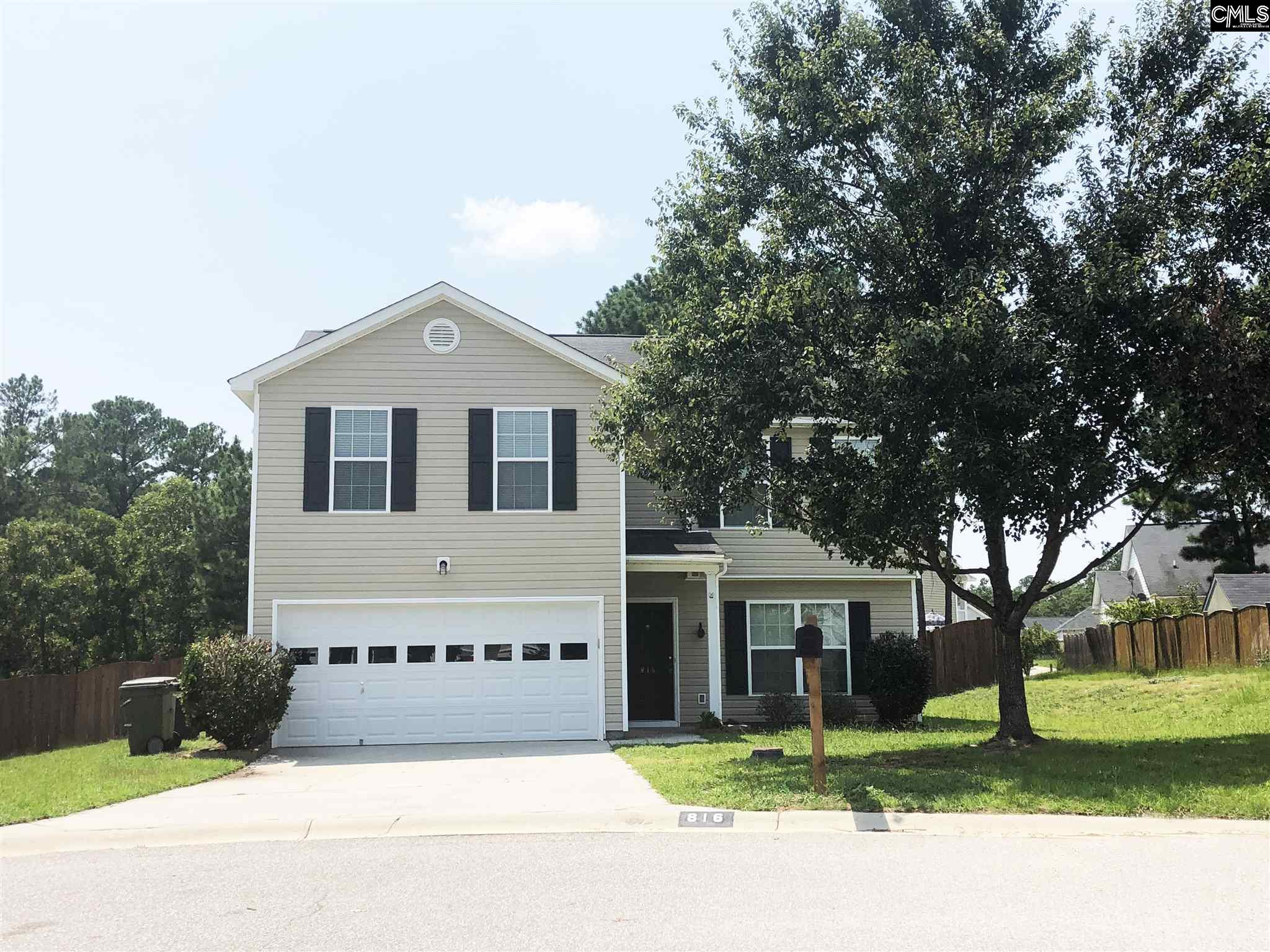 816 Golden Eye Blythewood, SC 29016