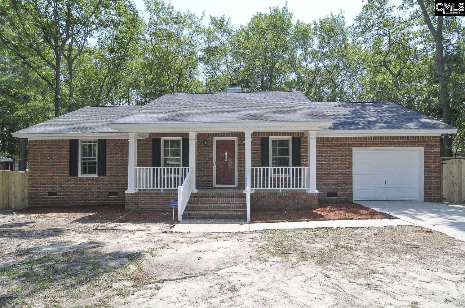124 Forrister Columbia, SC 29223