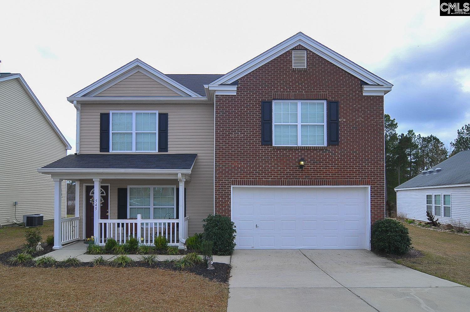 545 Heron Glen Columbia, SC 29229