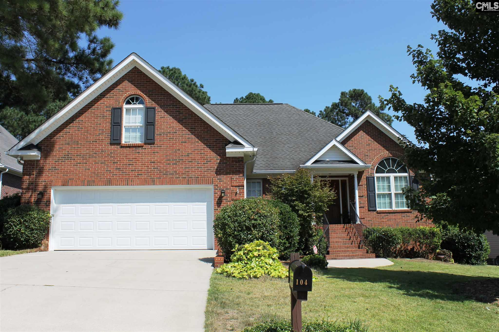 104 Lassitter Lexington, SC 29072