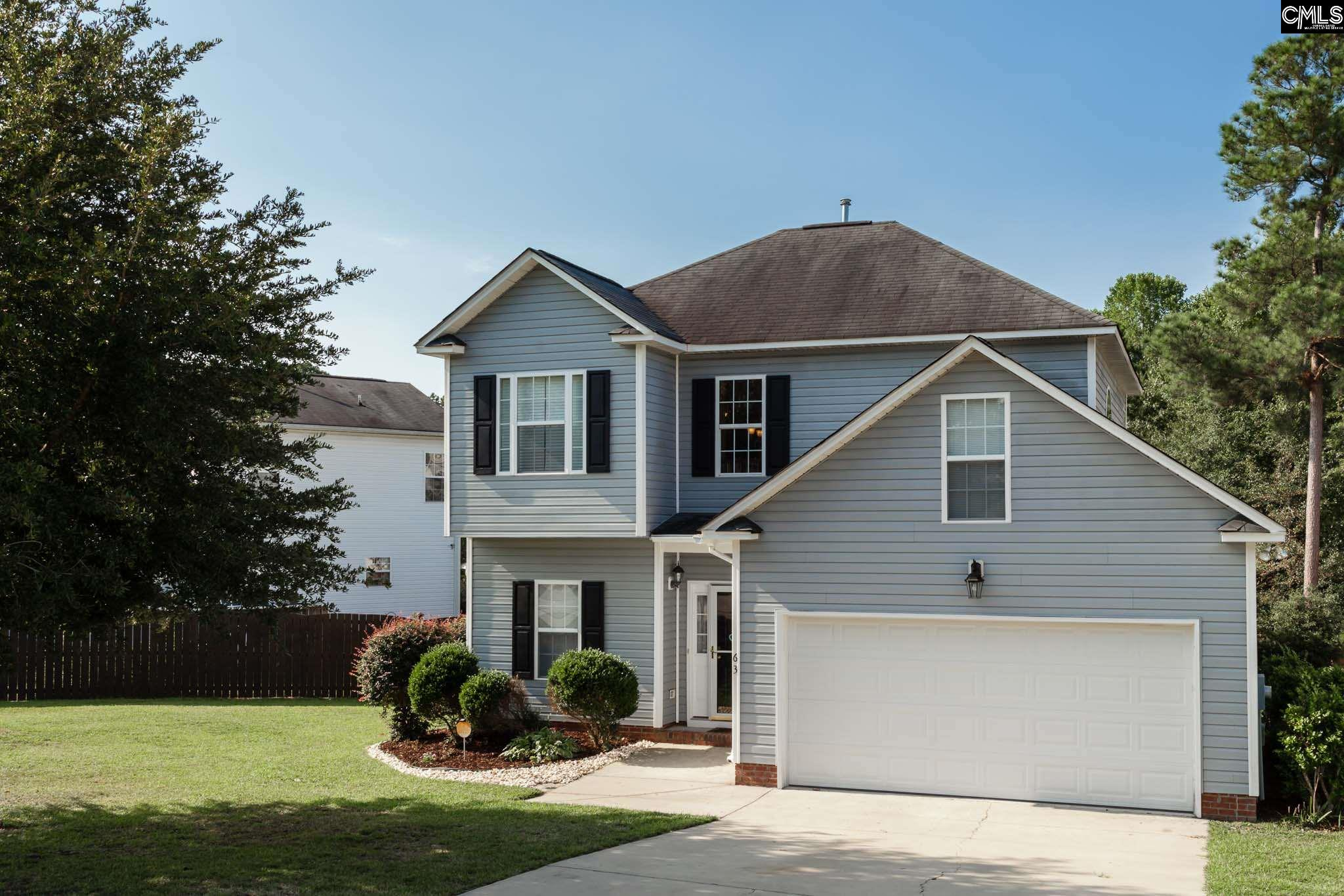 63 Summer Brook Blythewood, SC 29016