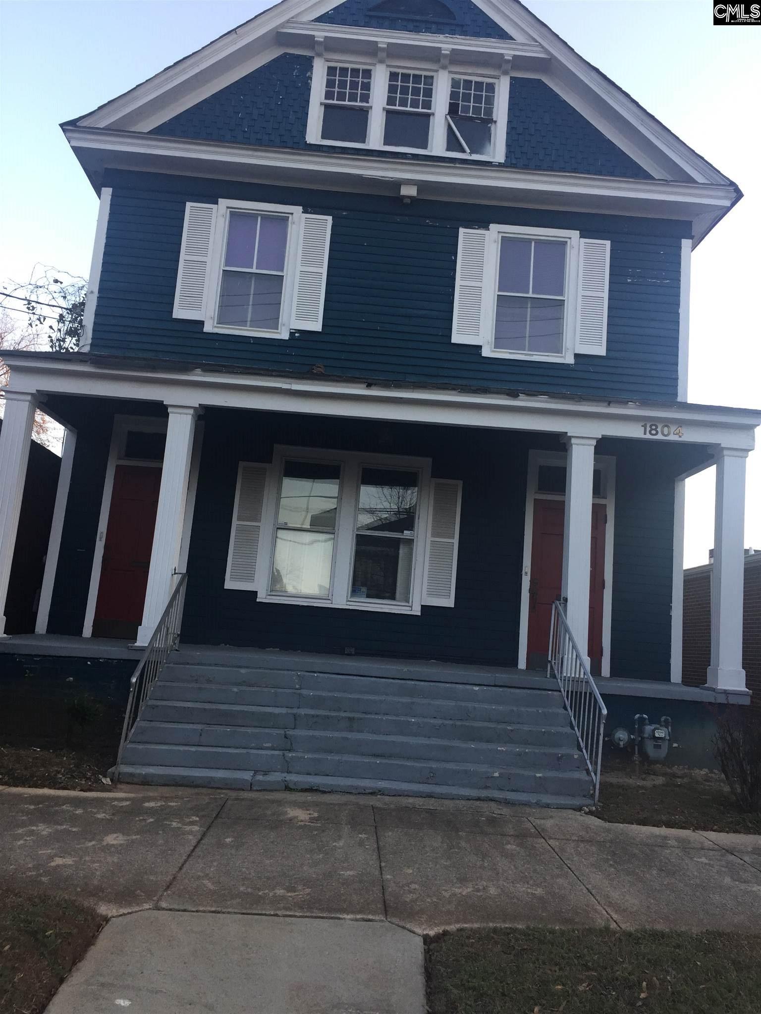 1806 Hampton Columbia, SC 29201