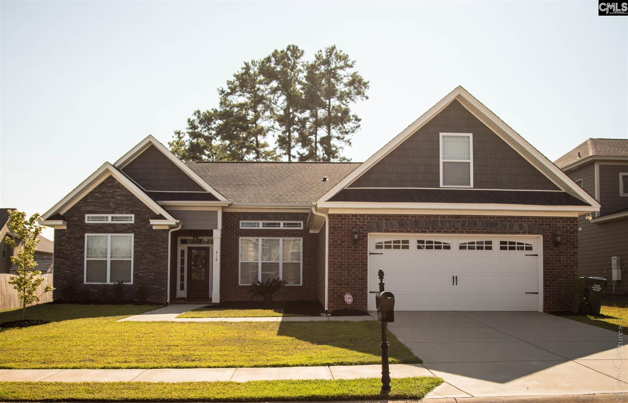 419 Coral Rose Irmo, SC 29063