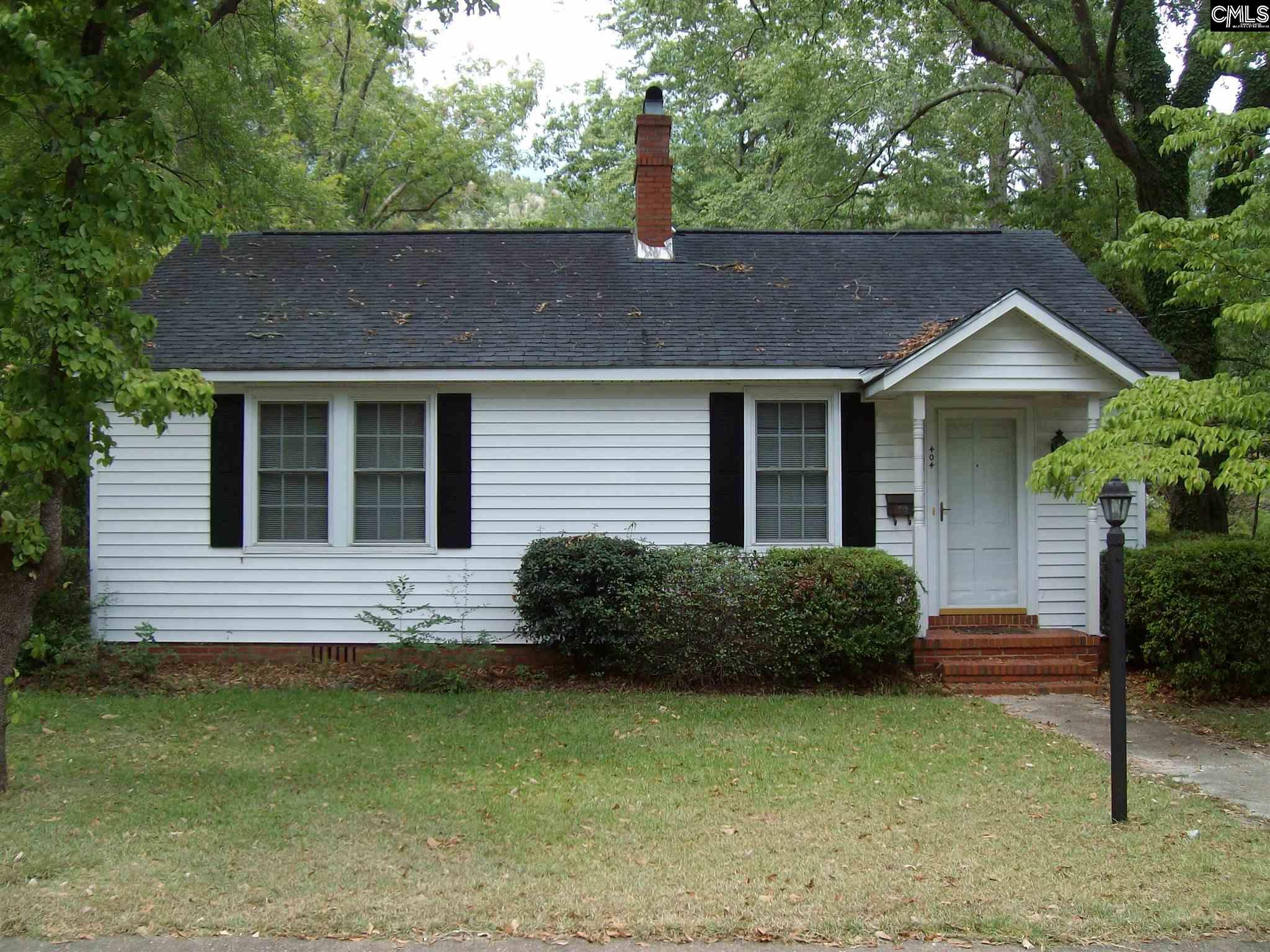404 W Greene Street Cheraw, SC 29520