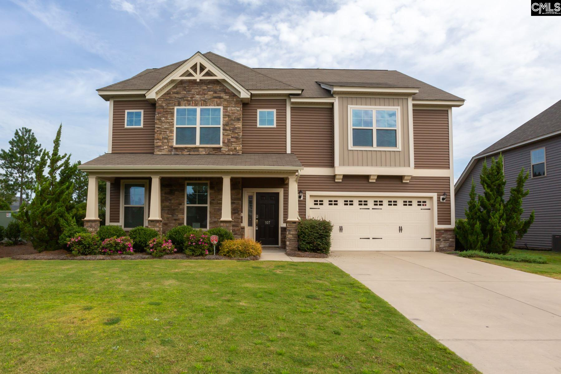 107 Meadow Springs Columbia, SC 29229