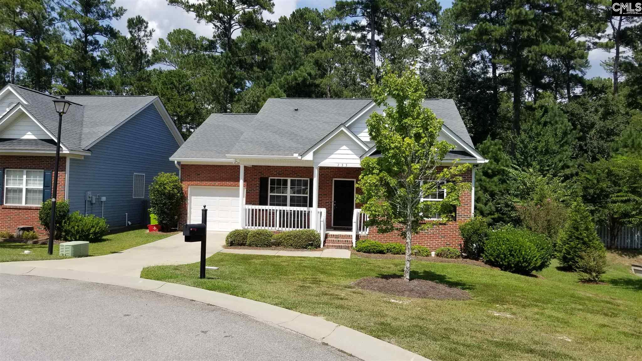233 Twin Oaks Columbia, SC 29209