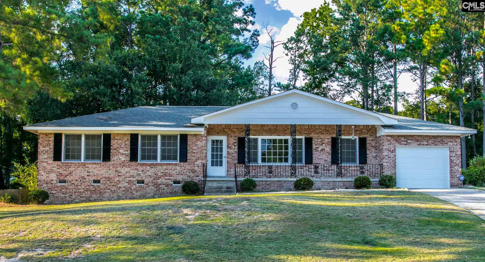 6633 Valleybrook Columbia, SC 29206