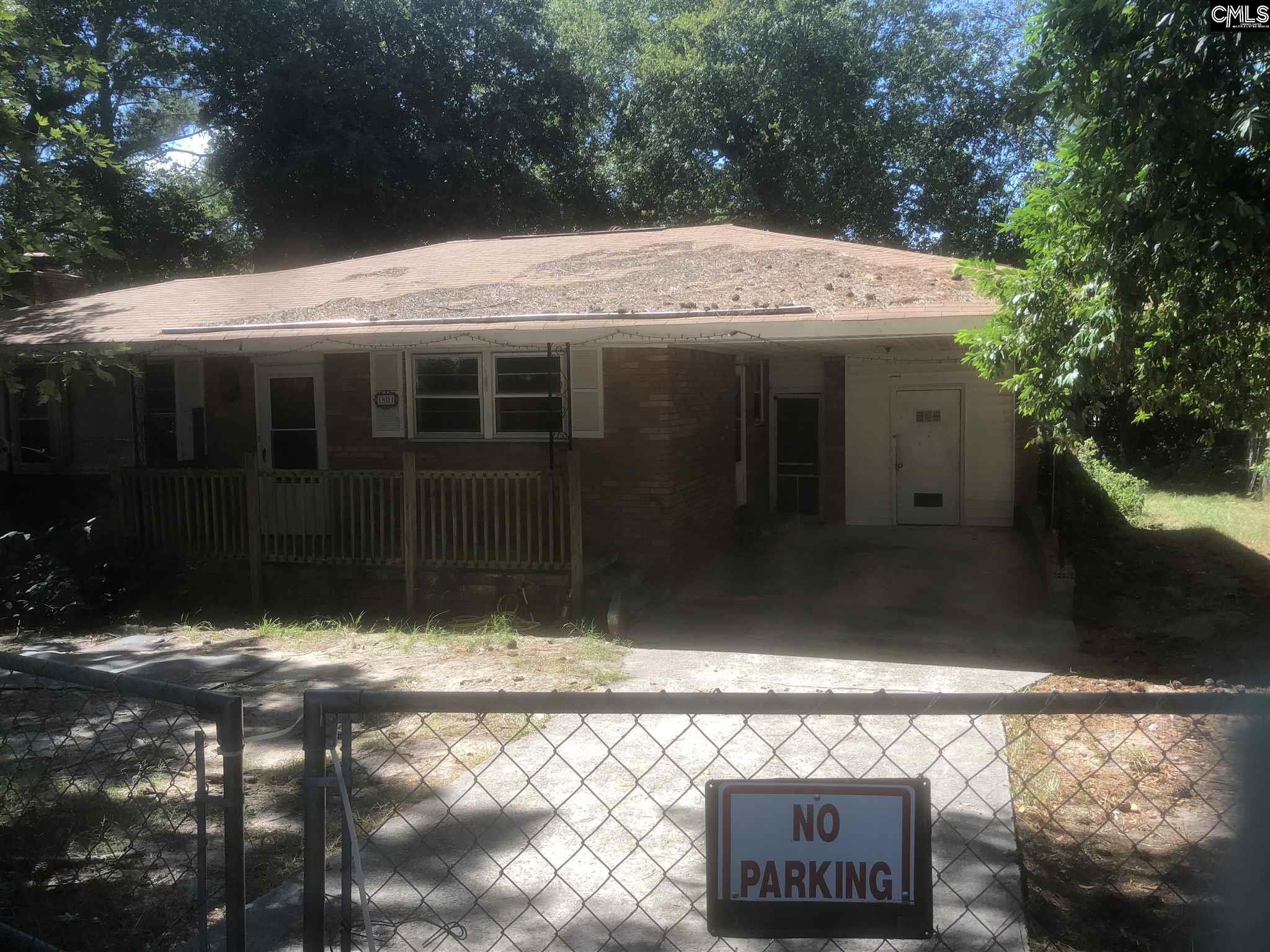 1801 Overhill Columbia, SC 29223