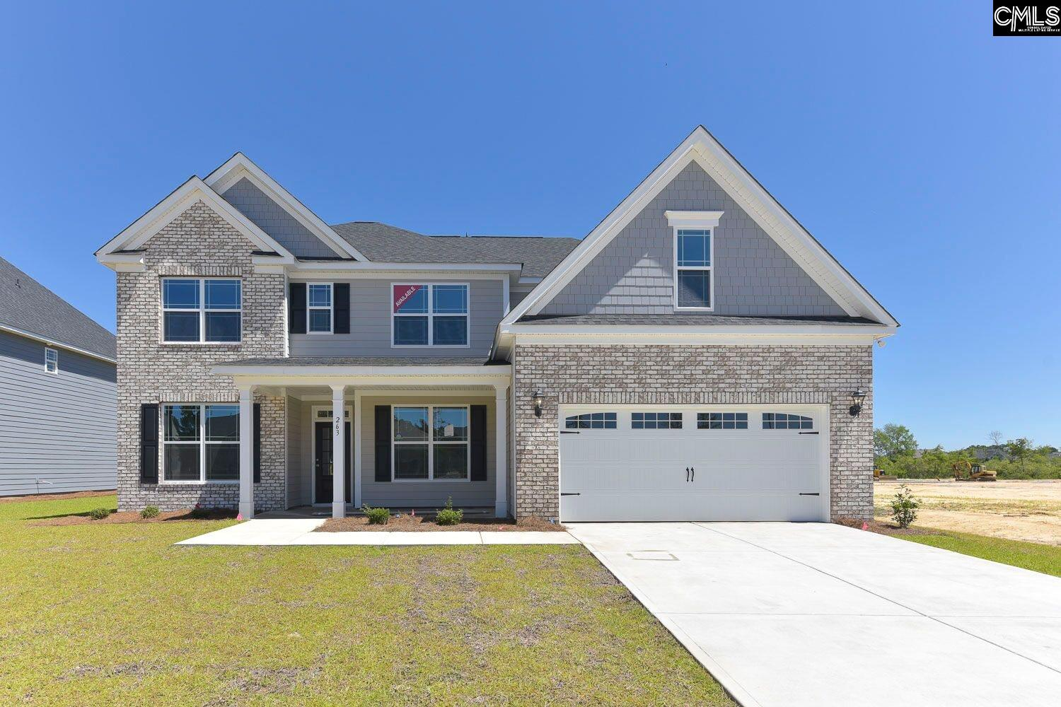 263 Coatbridge Blythewood, SC 29016