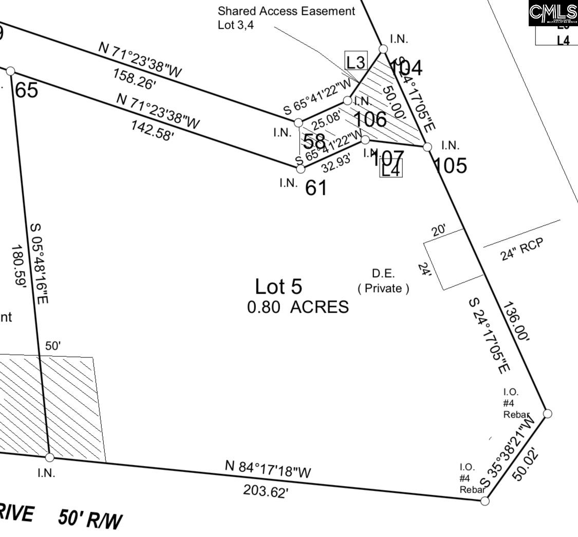 5 Stucks Point Chapin, SC 29036