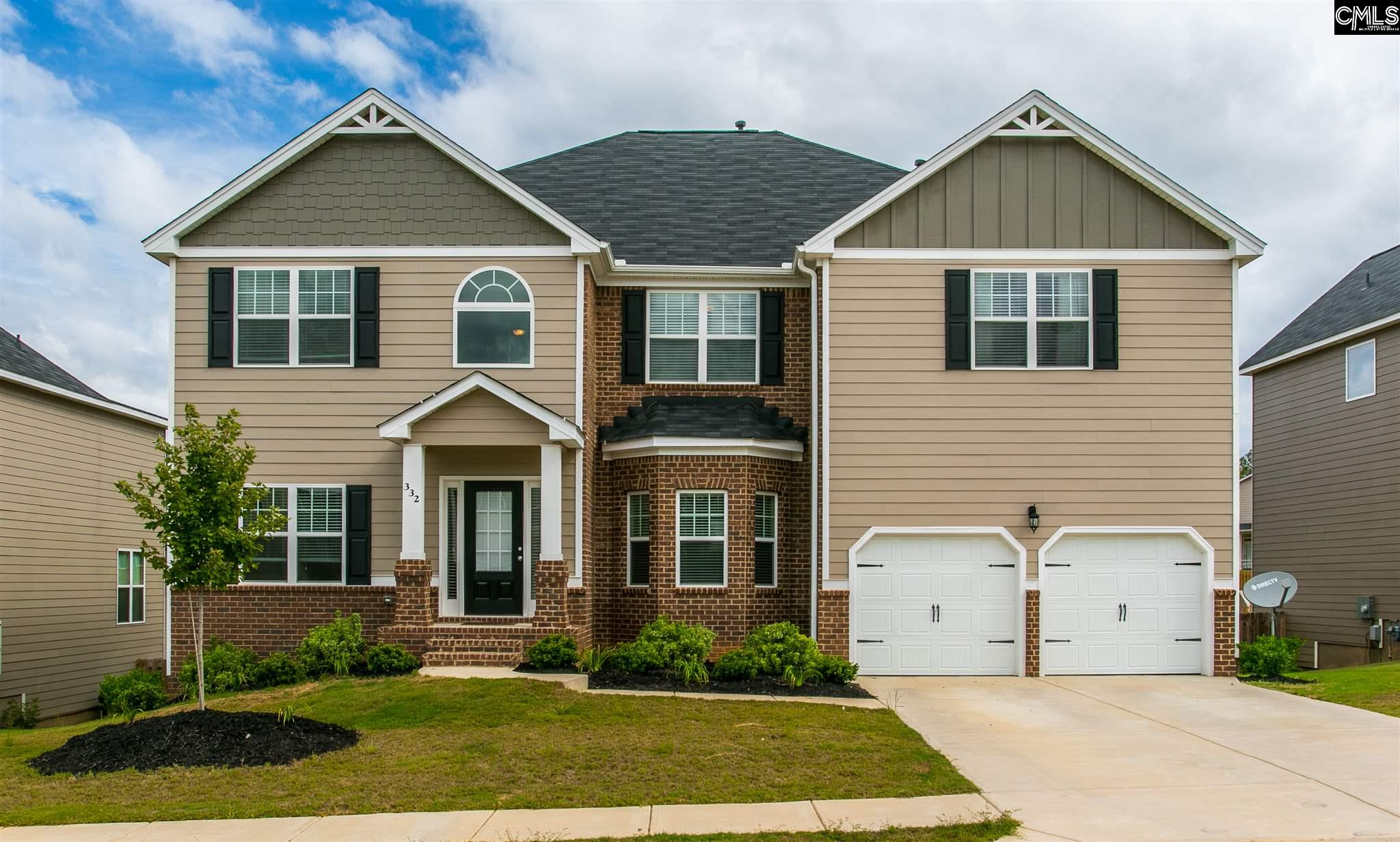 332 Shell Brooke Lexington, SC 29073