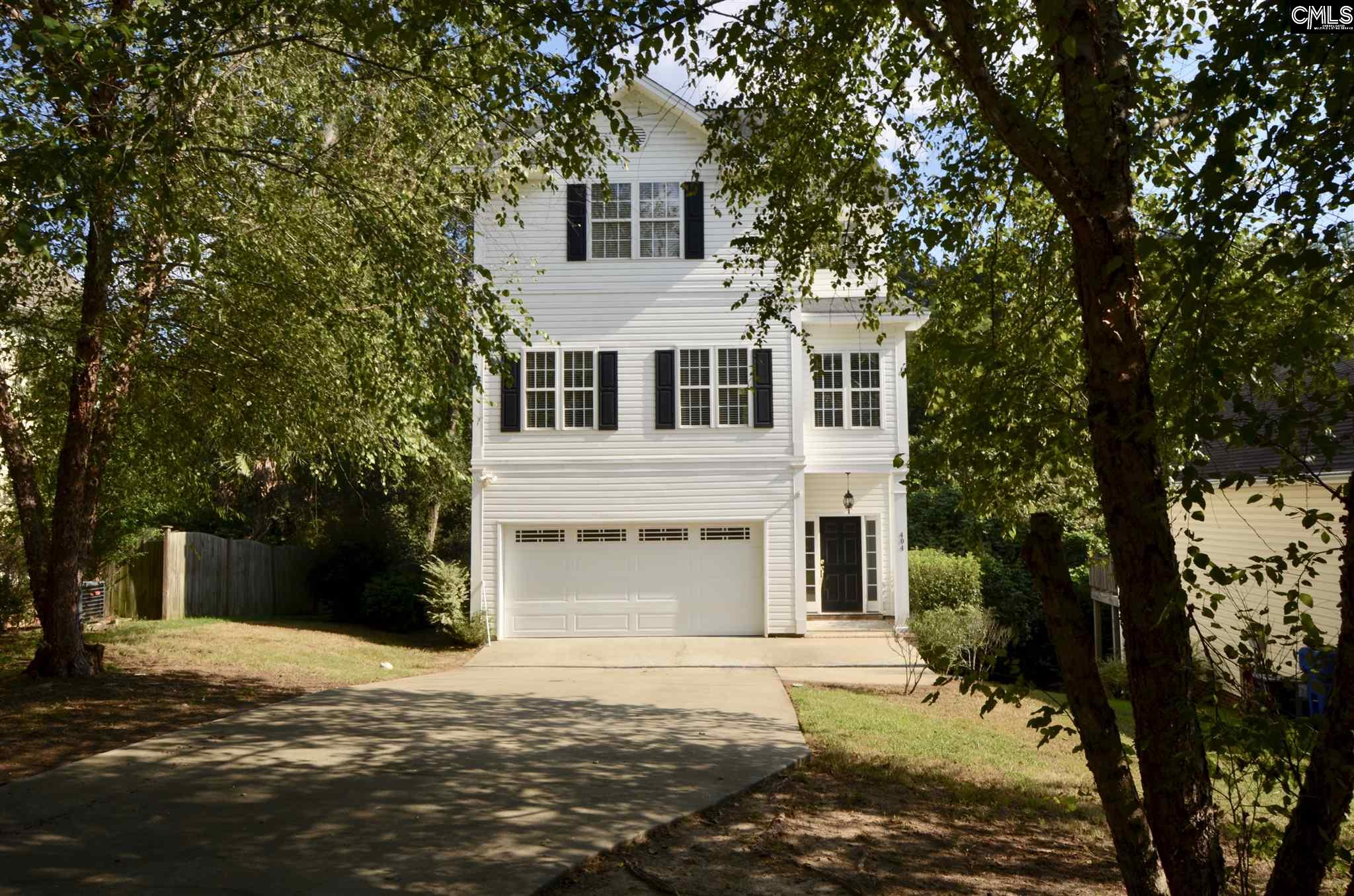 404 Canal Place Columbia, SC 29201